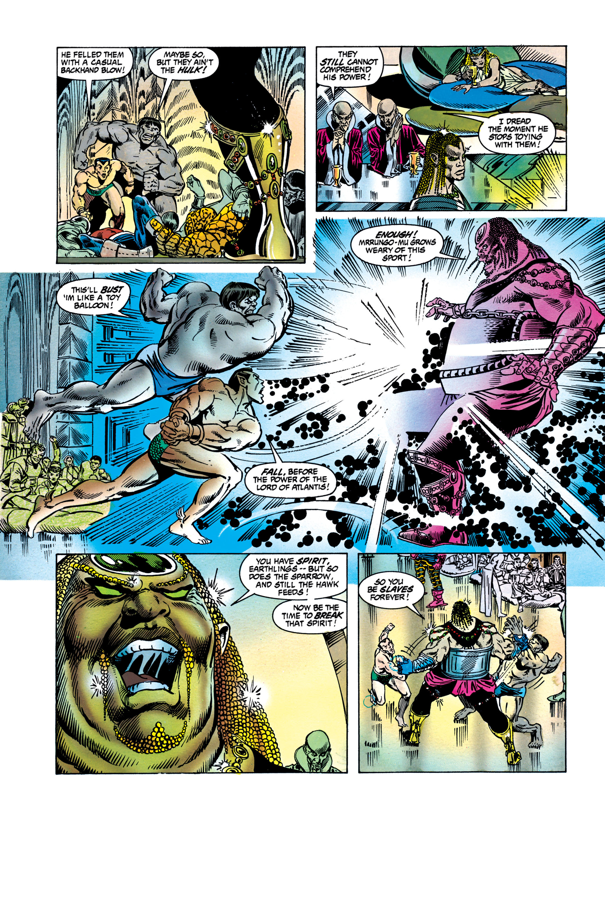 Read online Silver Surfer: Parable comic -  Issue # TPB - 82