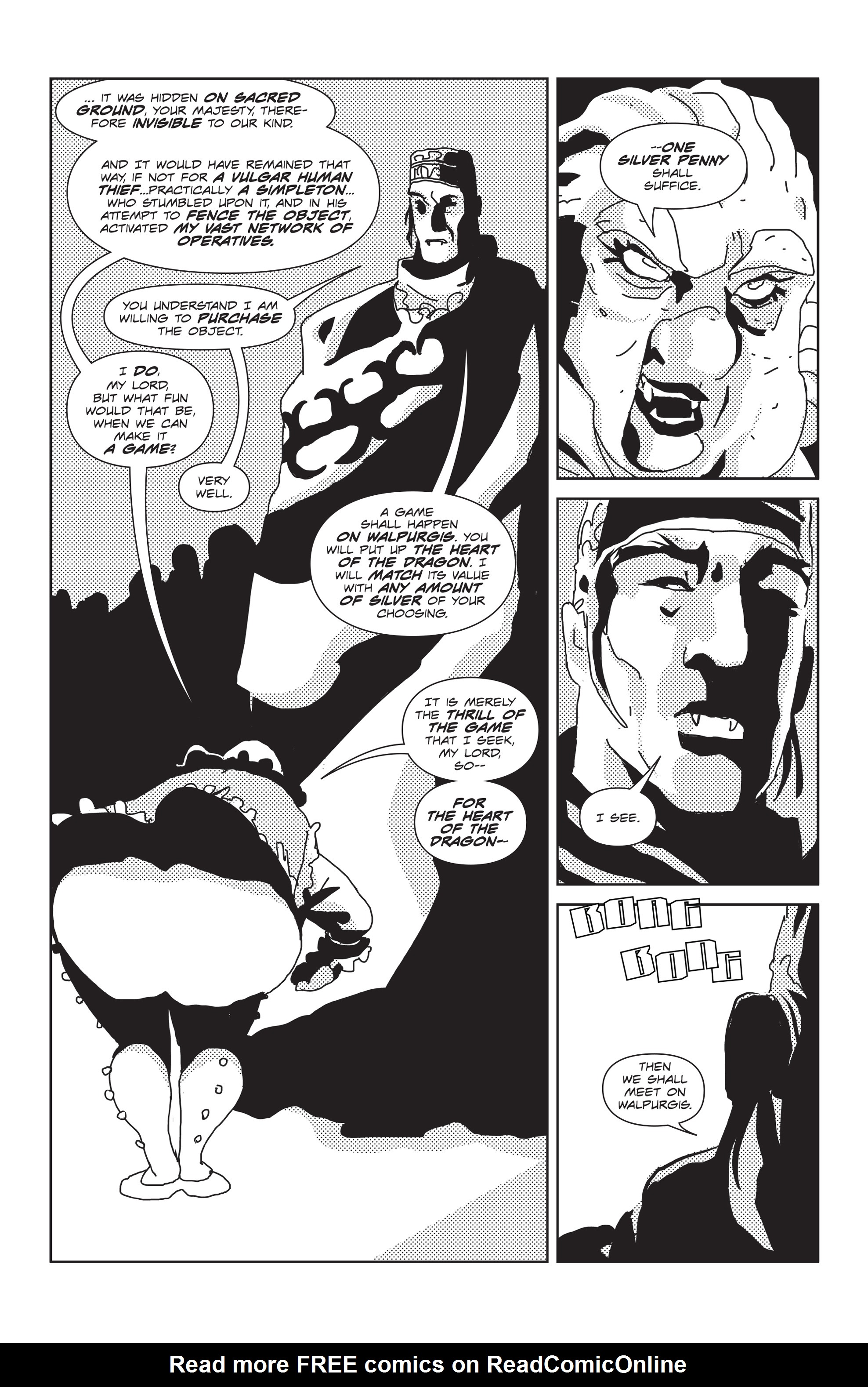 Read online Silver comic -  Issue #6 - 36