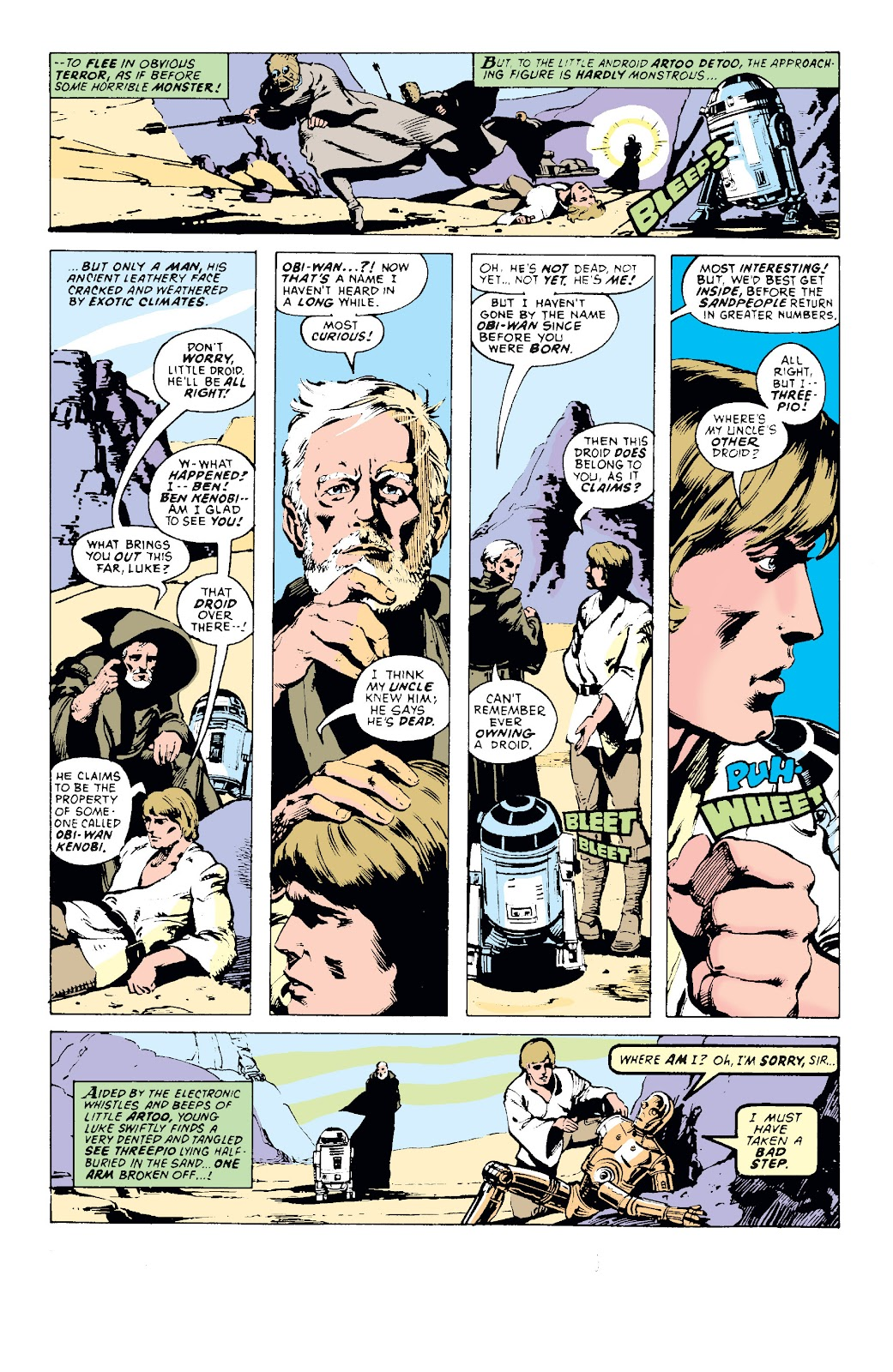 Read online Star Wars Legends: The Original Marvel Years - Epic Collection comic -  Issue # TPB 1 (Part 1) - 26
