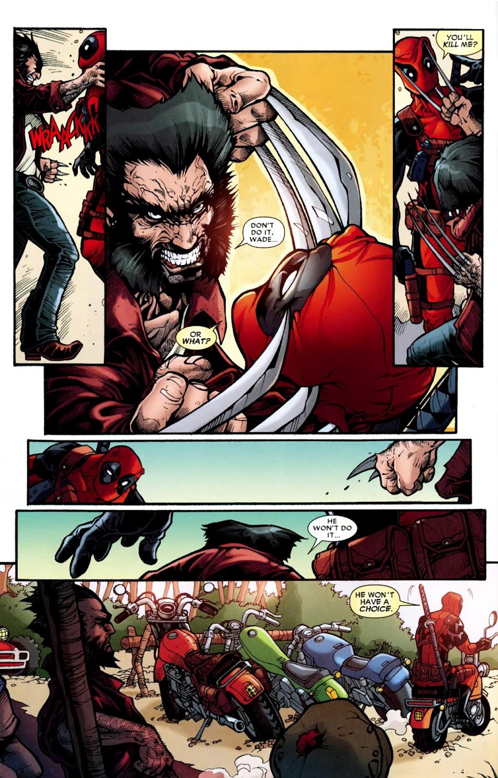 Read online Deadpool (2008) comic -  Issue #37 - 6