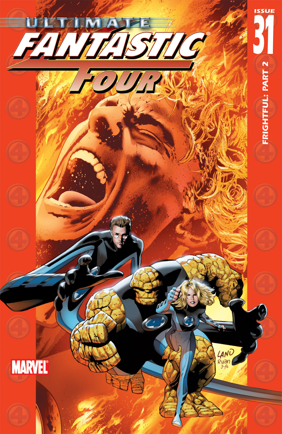 Read online Ultimate Fantastic Four (2004) comic -  Issue #31 - 1
