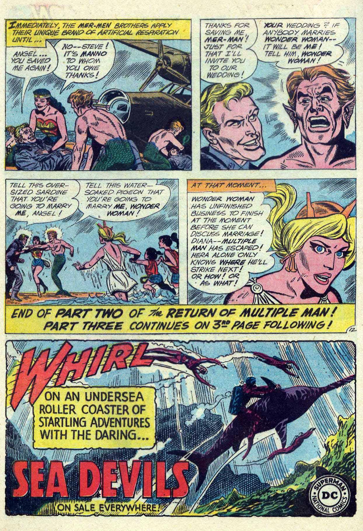 Read online Wonder Woman (1942) comic -  Issue #129 - 16