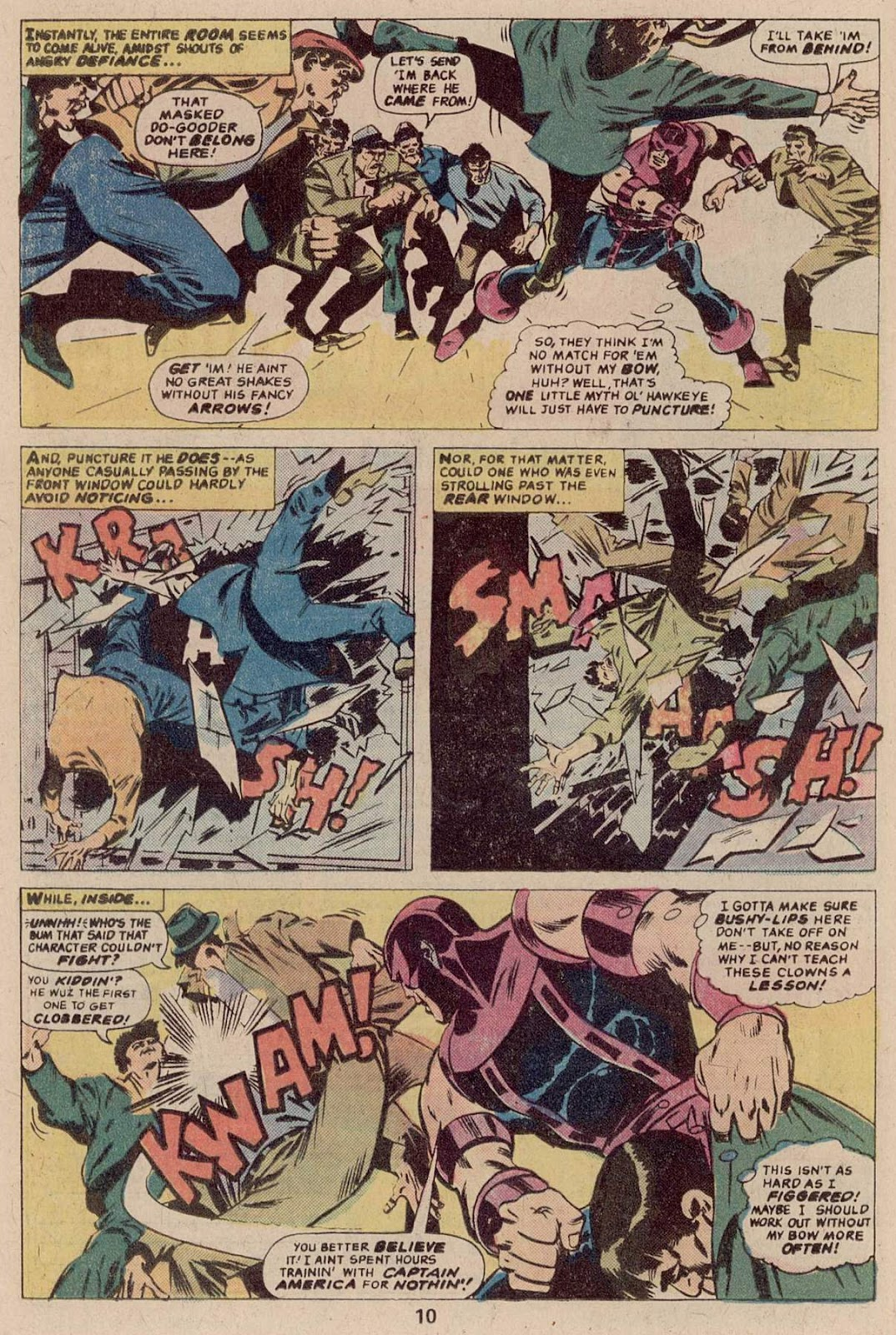 Marvel Triple Action (1972) issue 35 - Page 12
