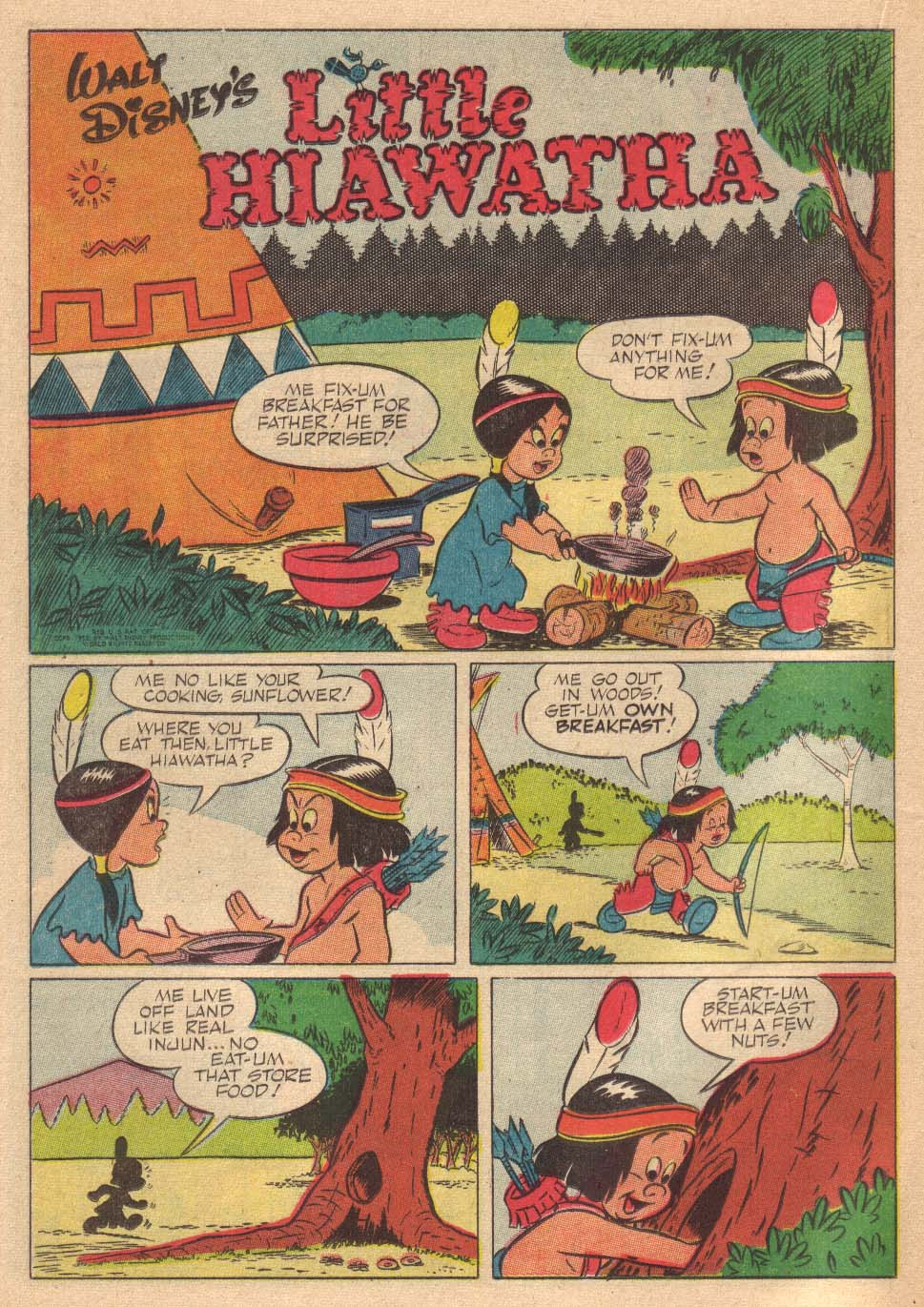 Walt Disney's Comics and Stories issue 145 - Page 30
