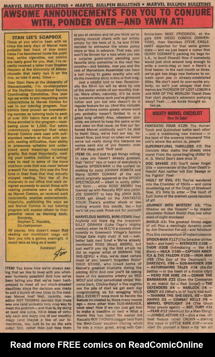 The Outlaw Kid (1970) issue 14 - Page 10