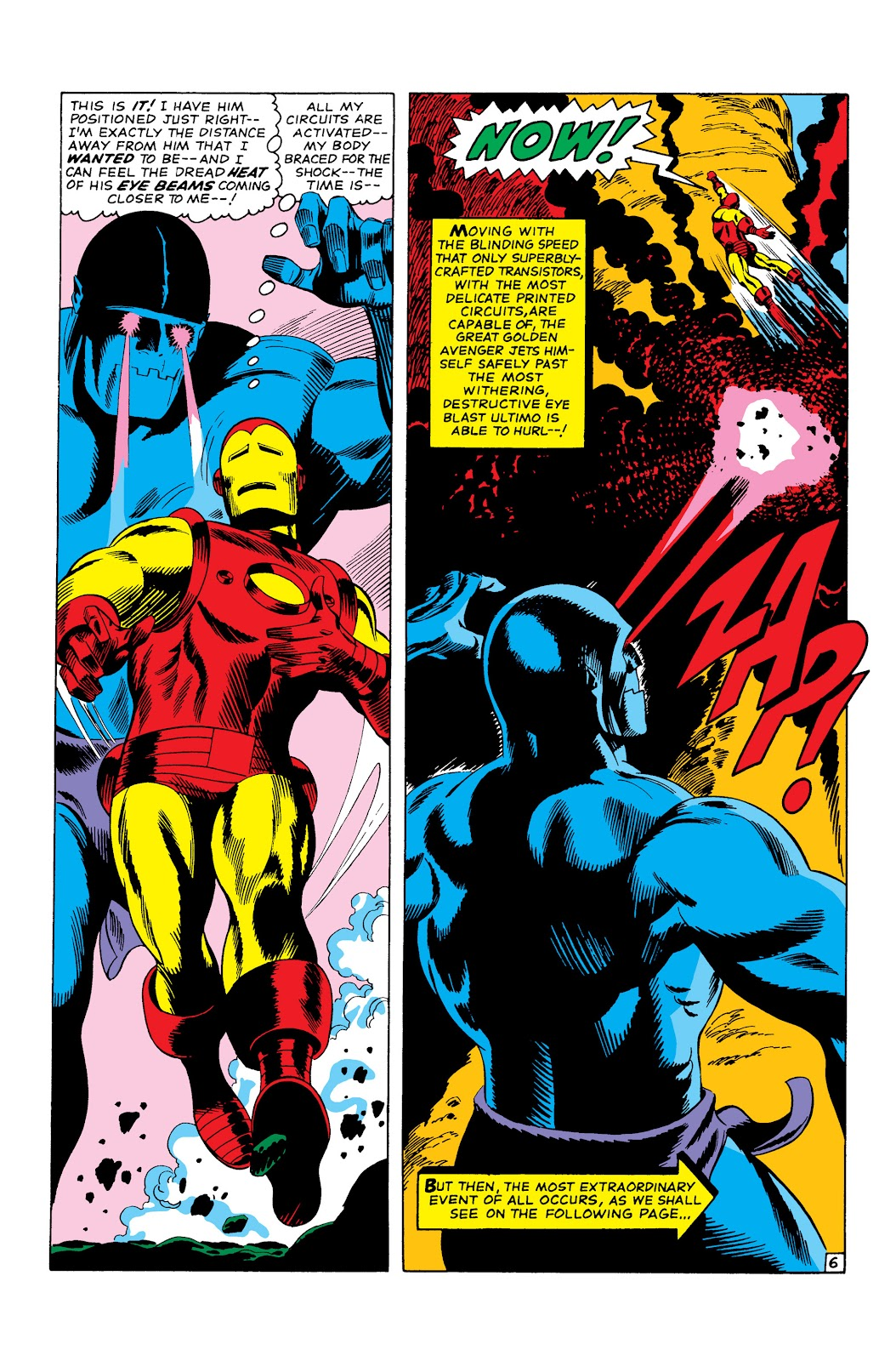Read online Marvel Masterworks: The Invincible Iron Man comic -  Issue # TPB 3 (Part 3) - 85