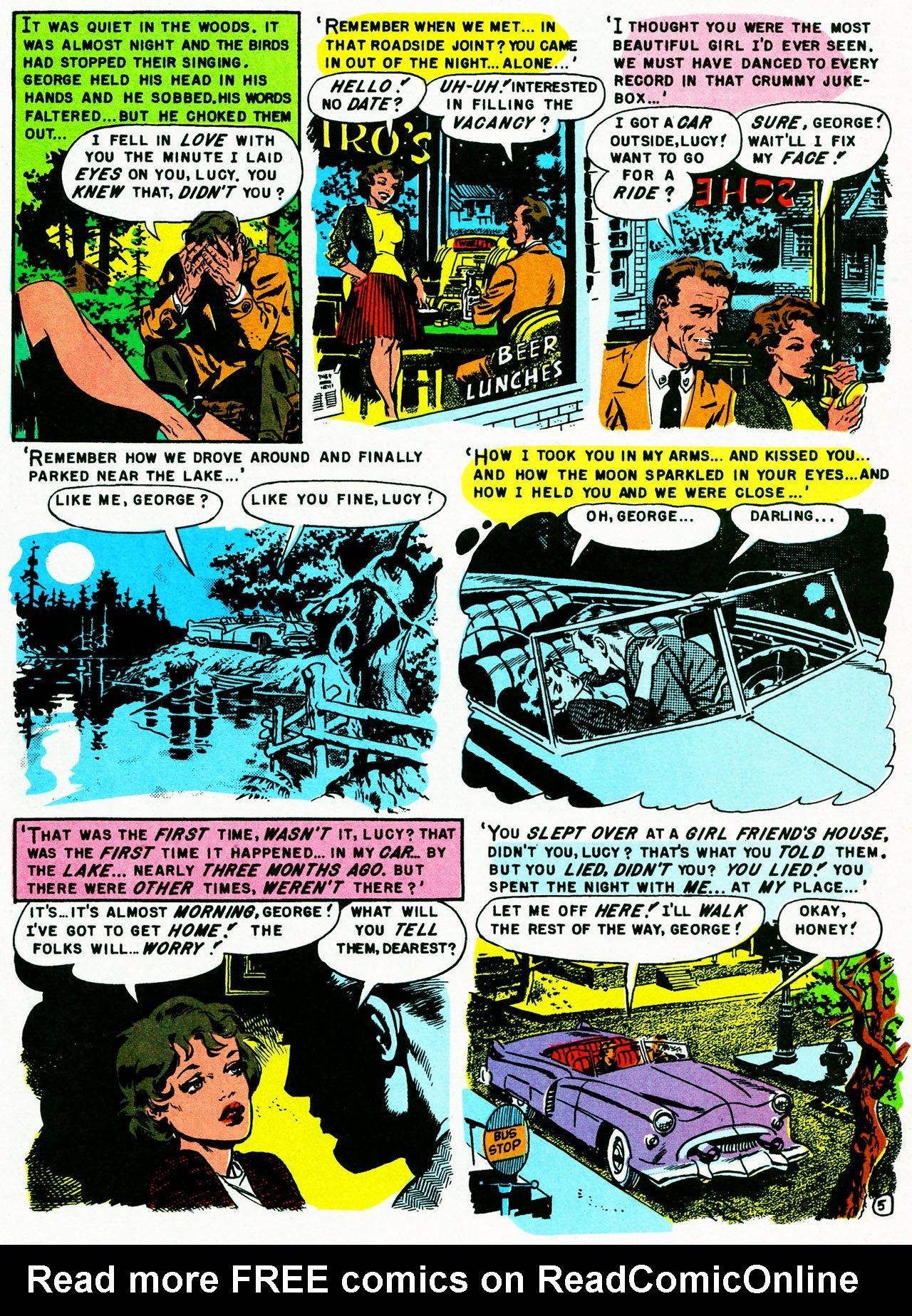 Read online Shock SuspenStories comic -  Issue #8 - 15