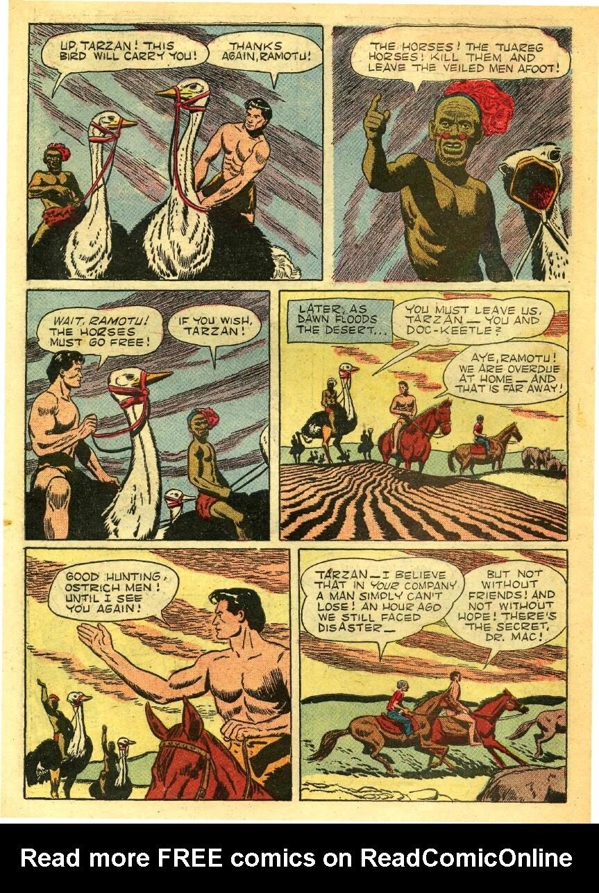 Tarzan (1948) issue 56 - Page 18