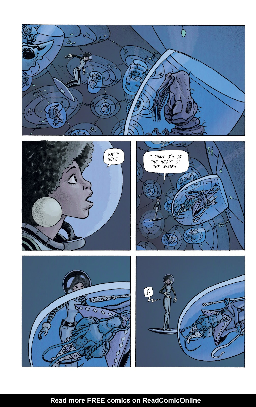 Read online Infinity 8 comic -  Issue #11 - 28
