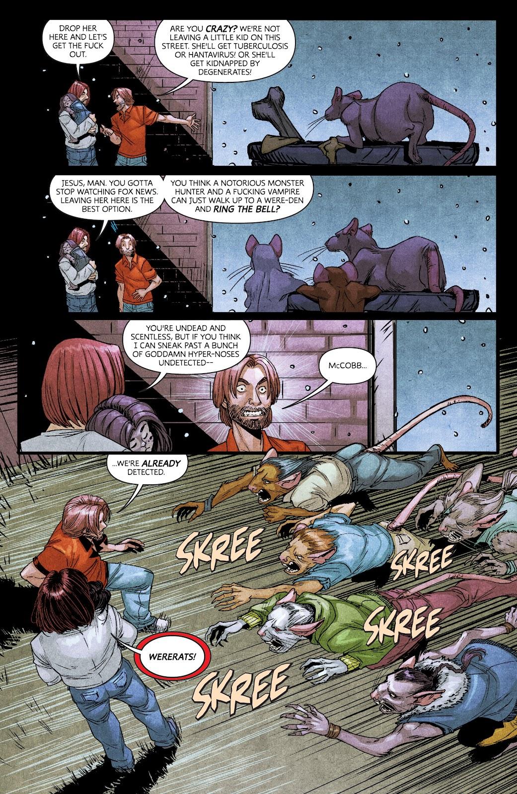 Read online Dark Red comic -  Issue #7 - 18