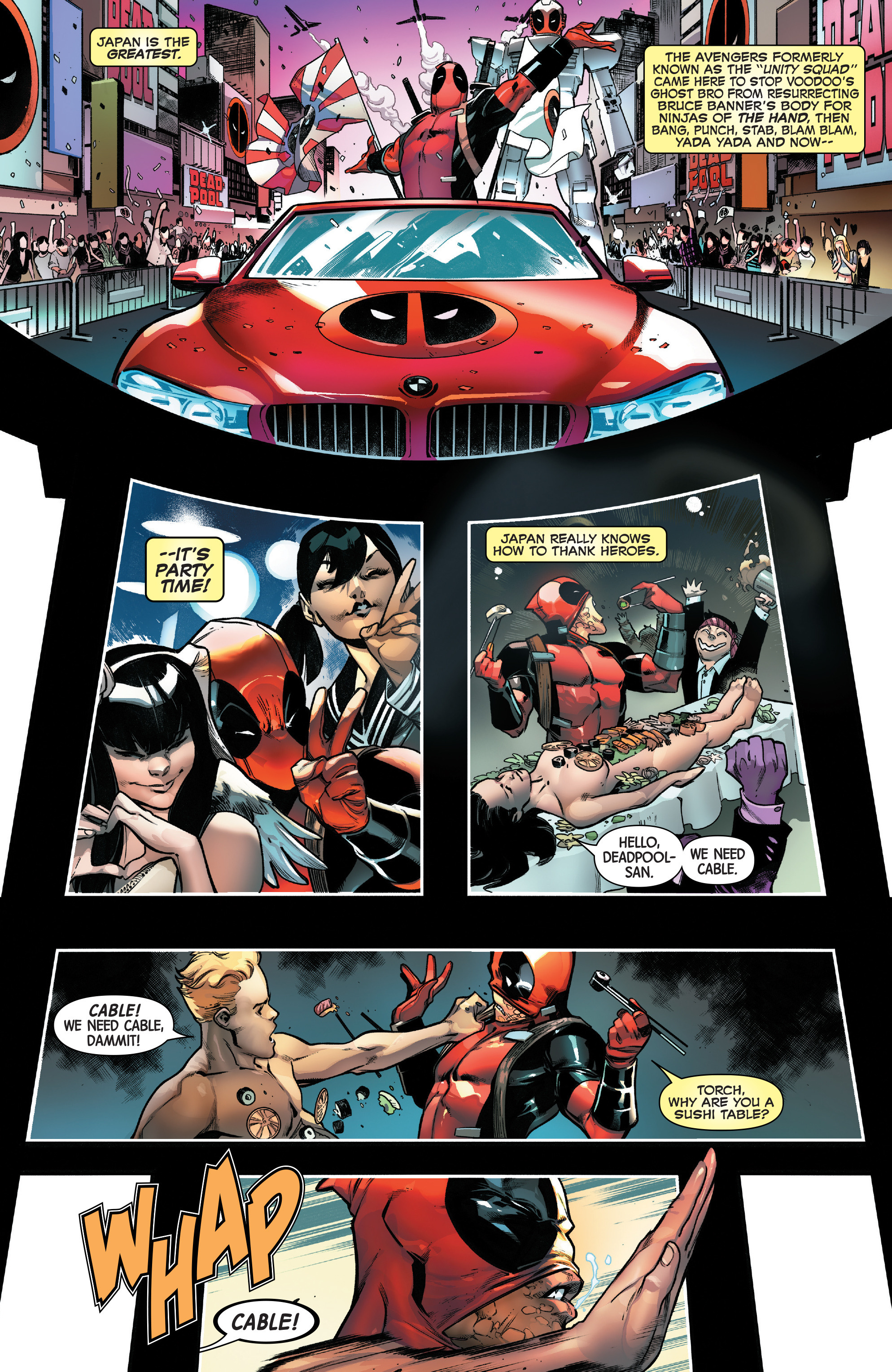 Read online Uncanny Avengers [II] comic -  Issue #16 - 3