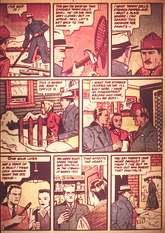 Read online Detective Comics (1937) comic -  Issue #25 - 6