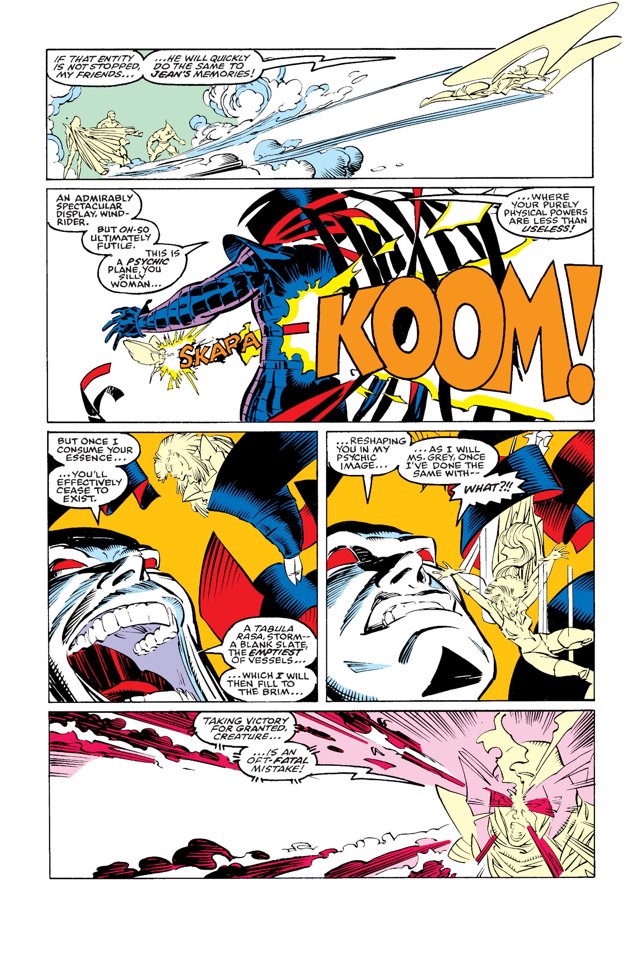Read online Uncanny X-Men (1963) comic -  Issue #243 - 9