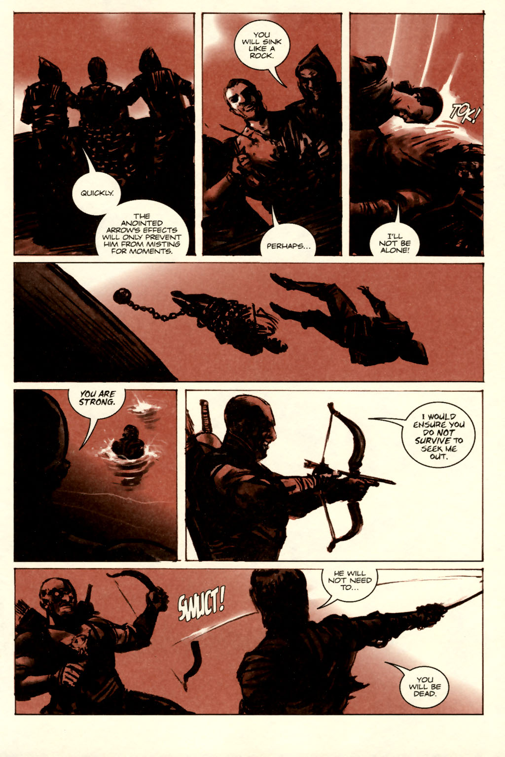 Read online Sea of Red comic -  Issue #5 - 29