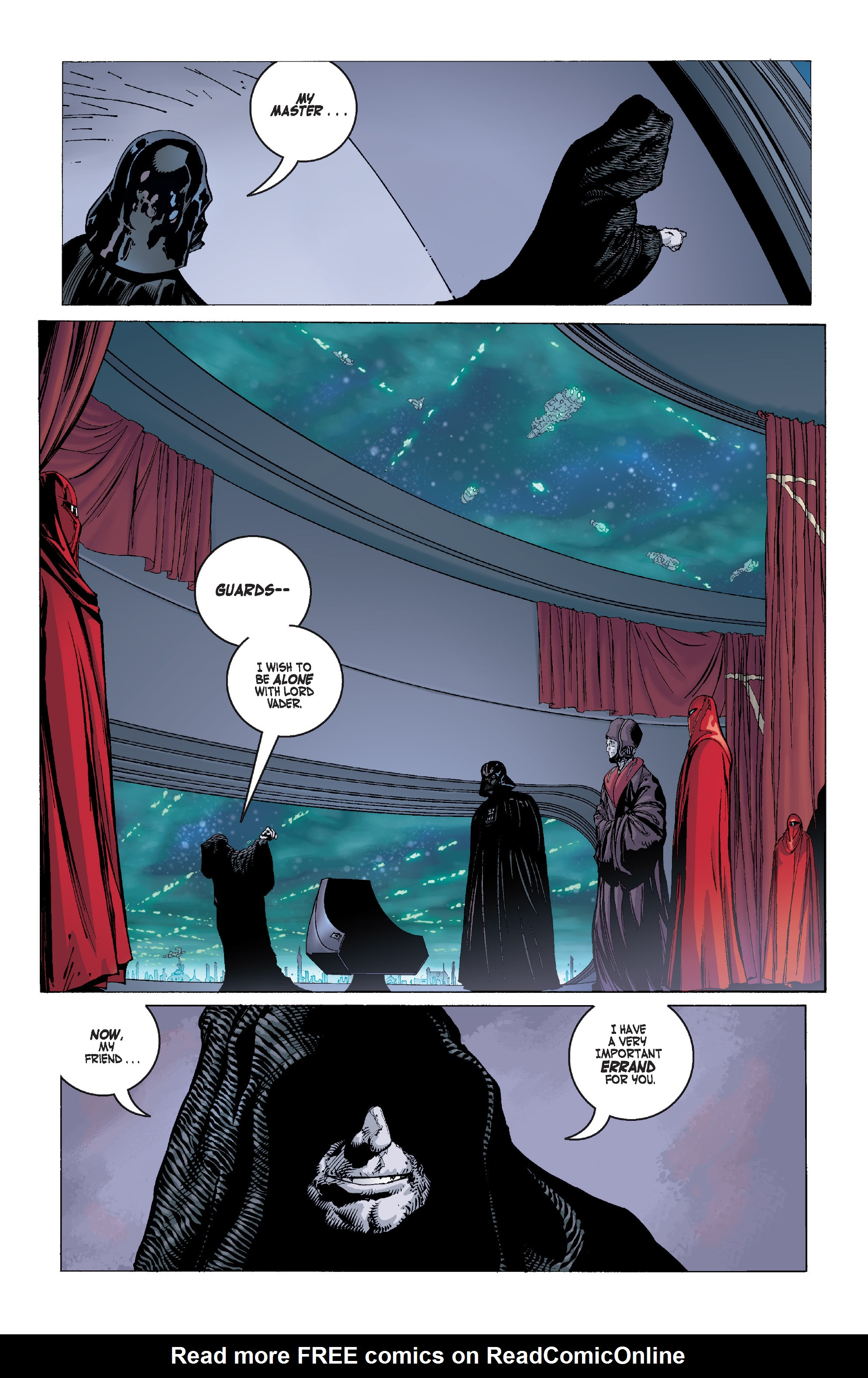 Read online Star Wars Omnibus comic -  Issue # Vol. 17 - 12