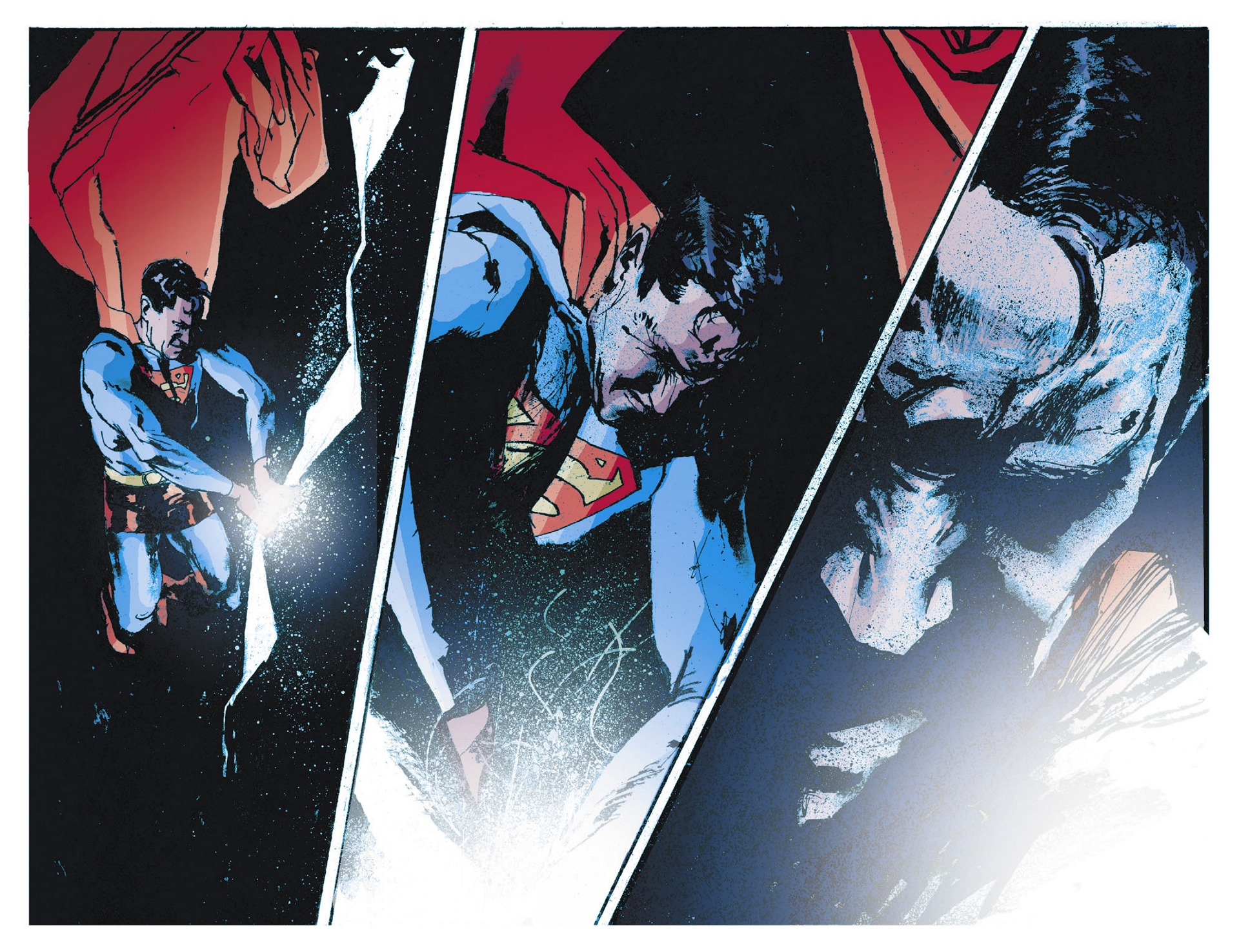 Read online Adventures of Superman [I] comic -  Issue #48 - 16