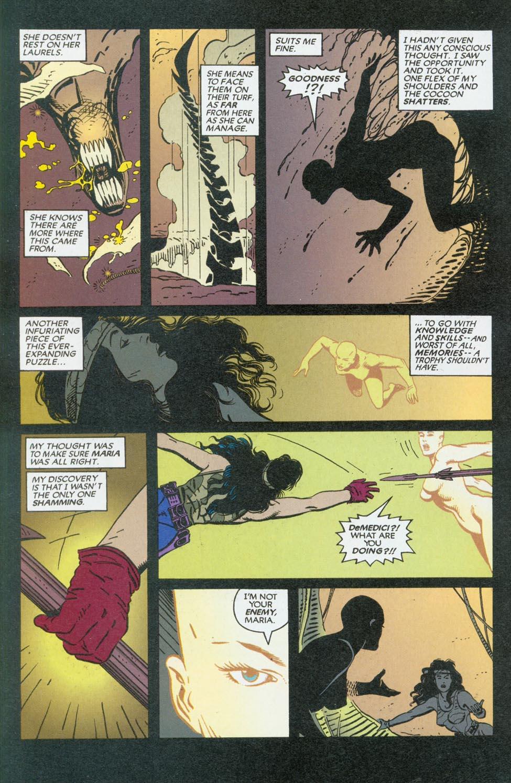 Read online Aliens/Predator: The Deadliest of the Species comic -  Issue #9 - 10