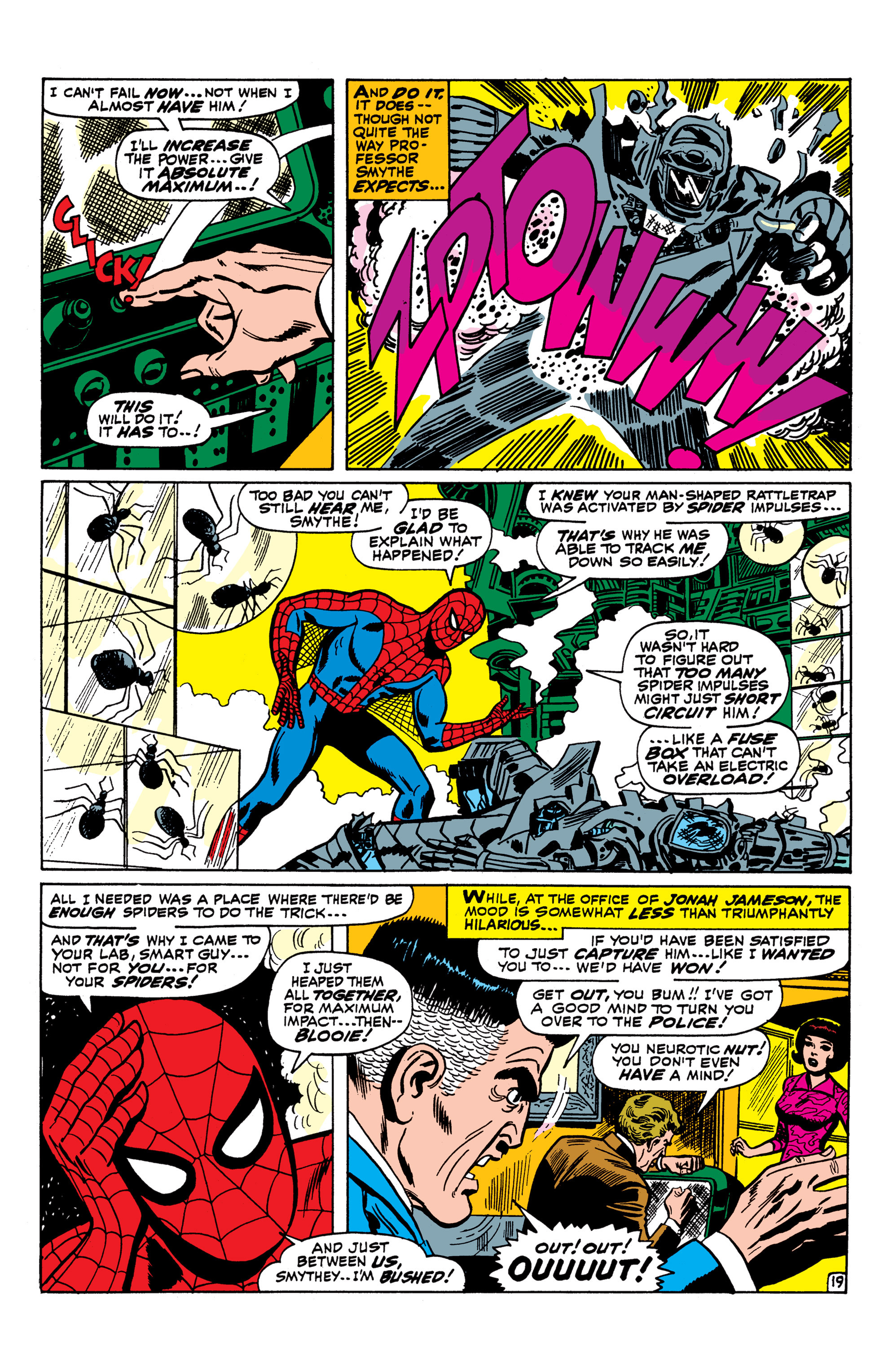 The Amazing Spider-Man (1963) 58 Page 19
