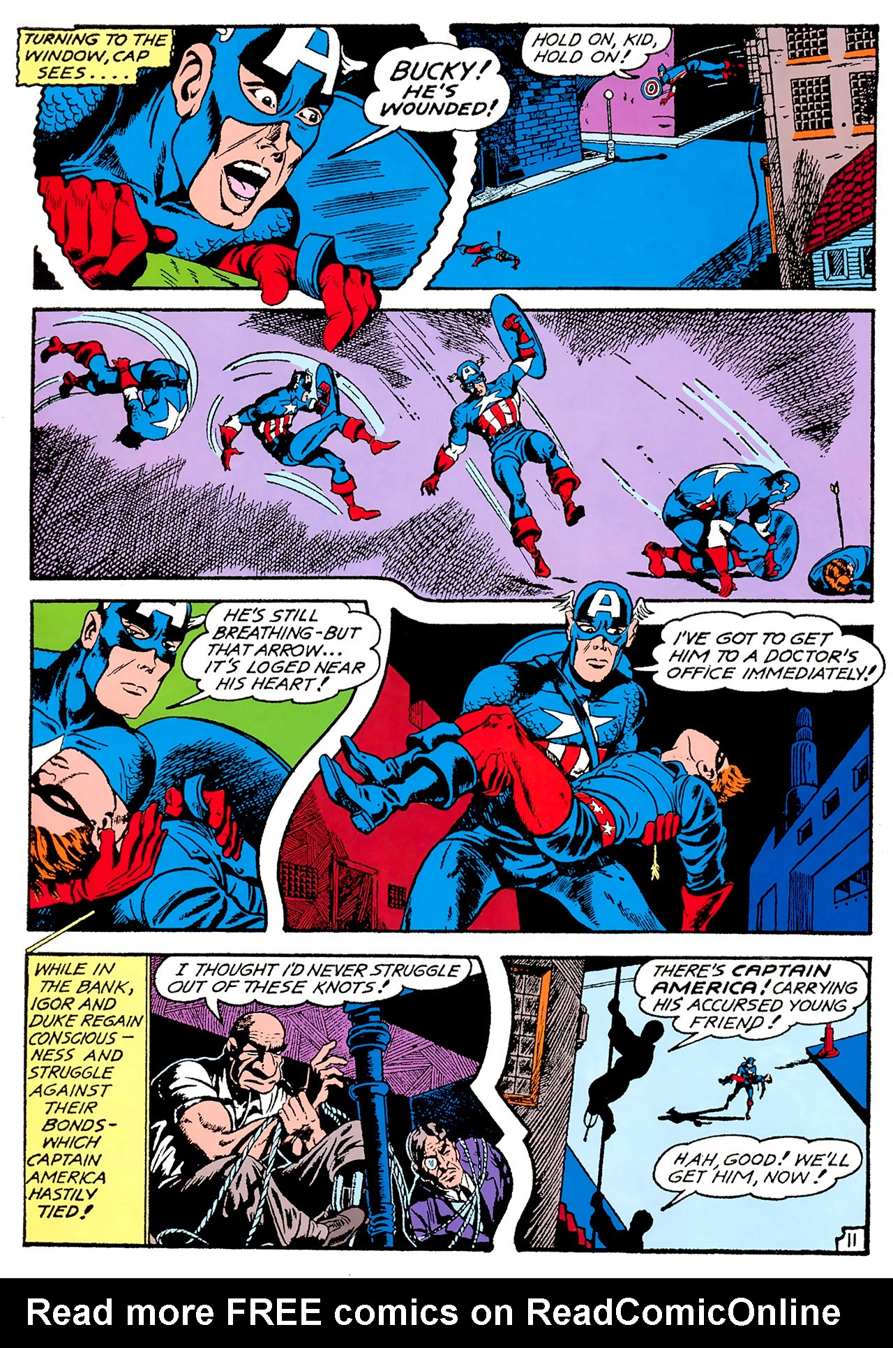 Captain America (1968) 600 Page 77