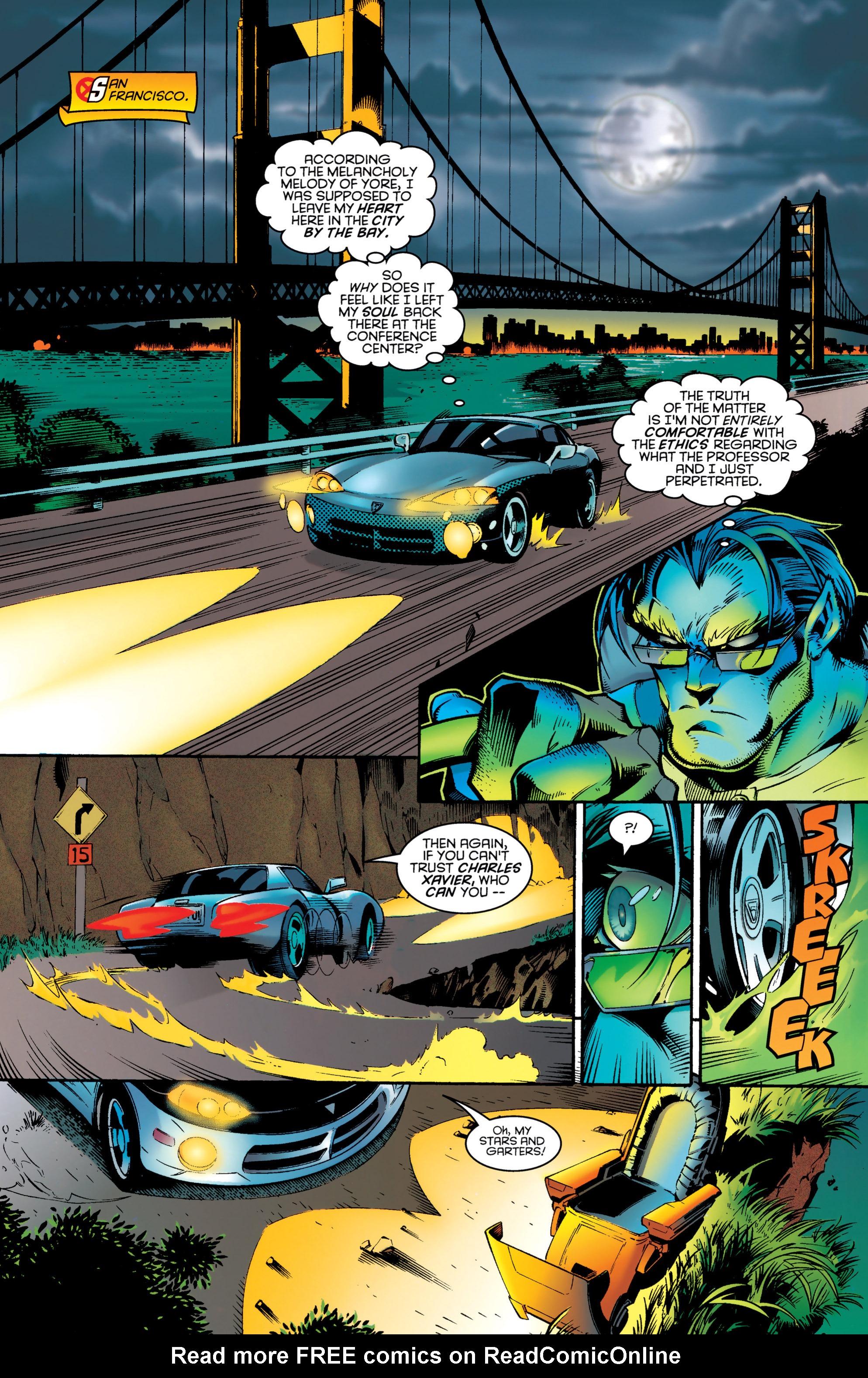 Read online Uncanny X-Men (1963) comic -  Issue #326 - 12