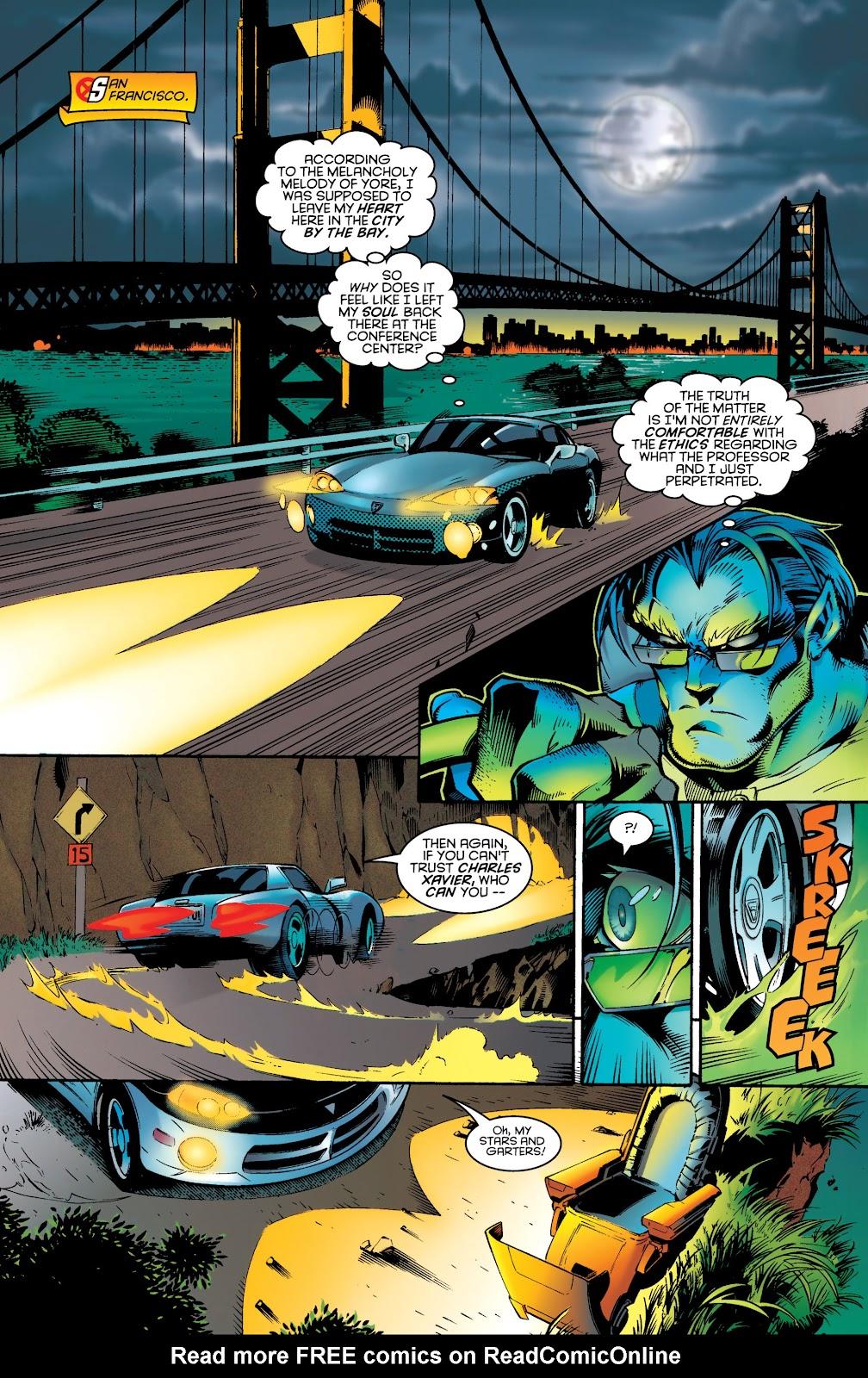 Uncanny X-Men (1963) issue 326 - Page 12
