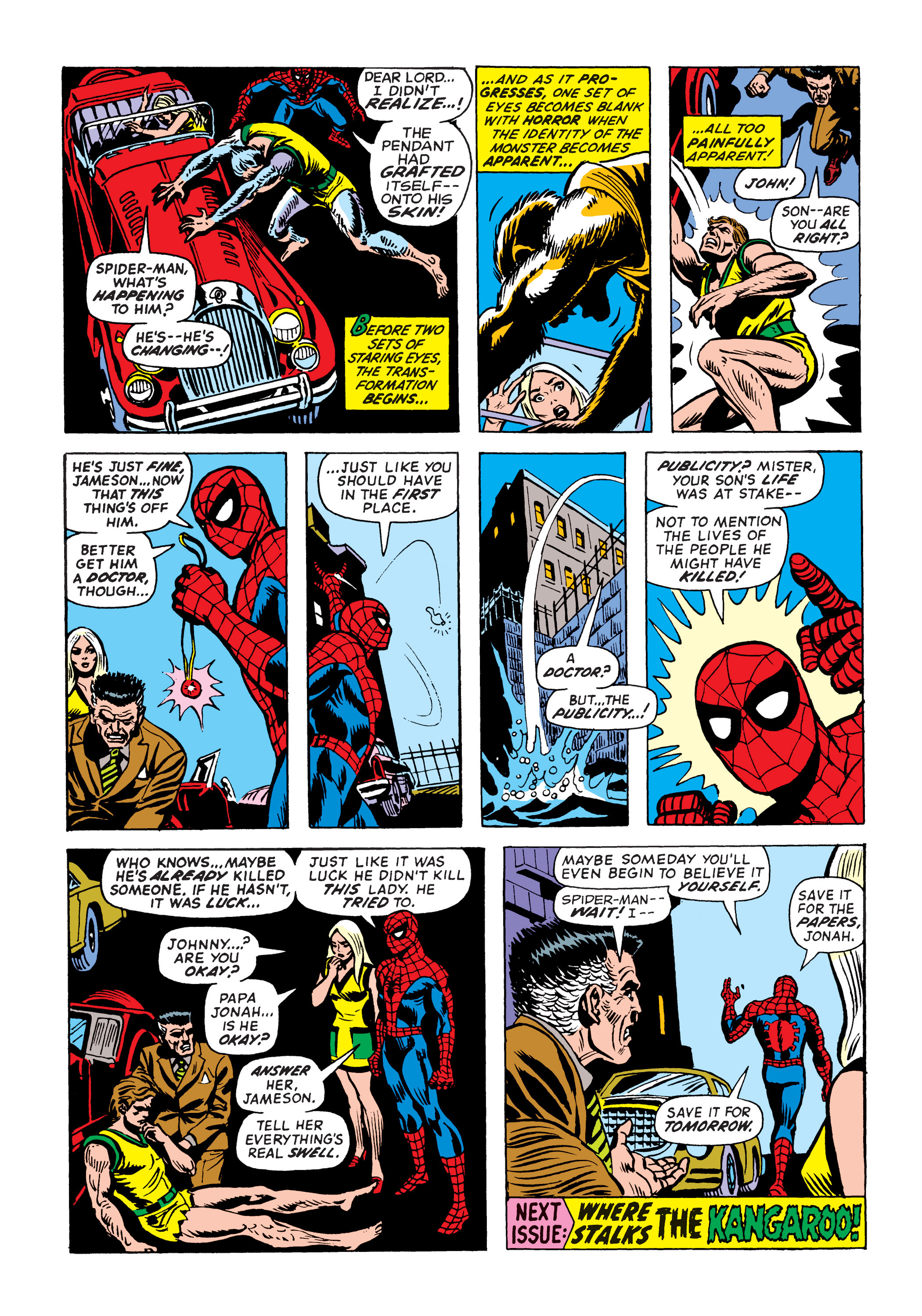 The Amazing Spider-Man (1963) 125 Page 19