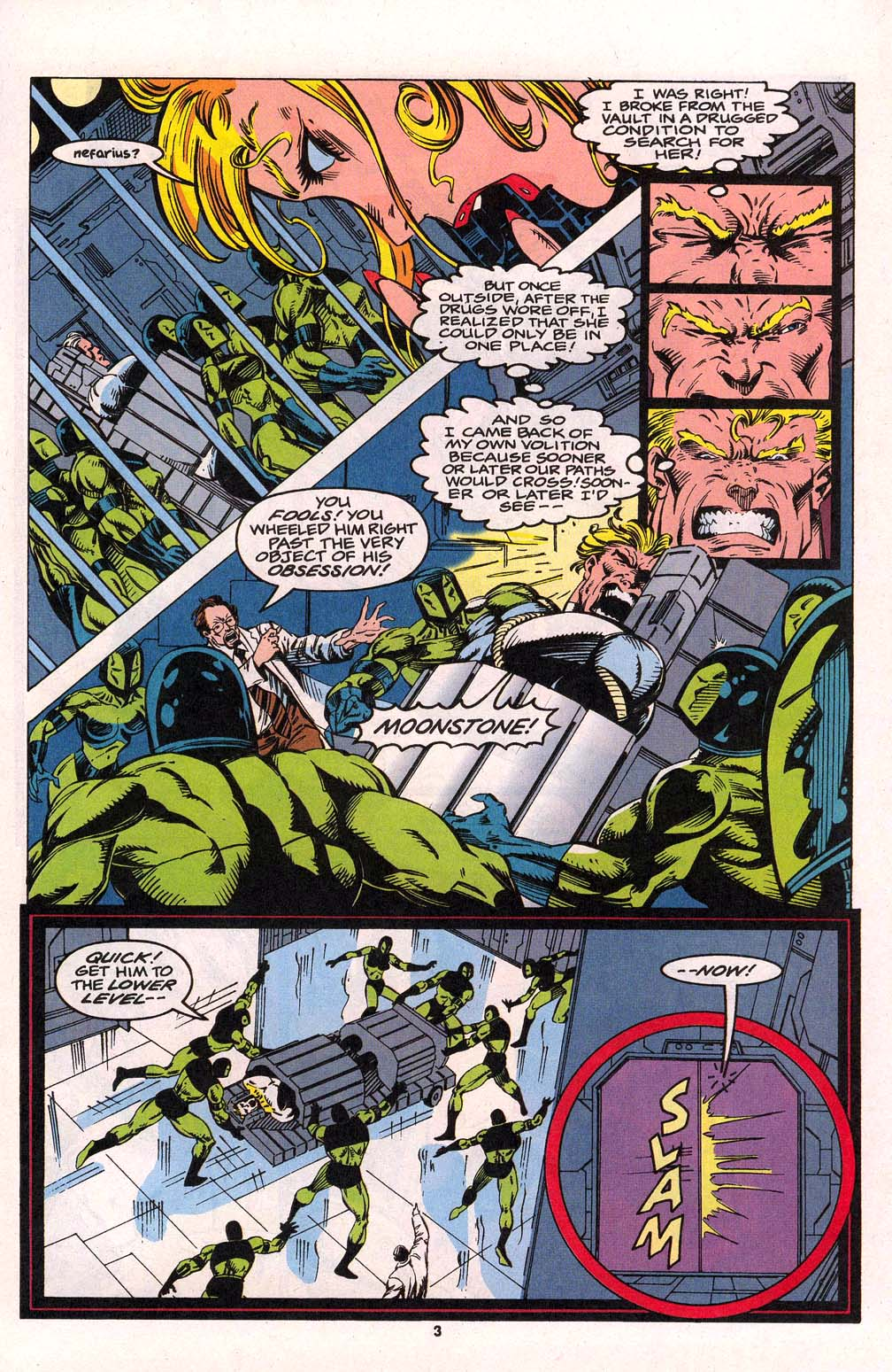 Avengers Unplugged issue 1 - Page 4