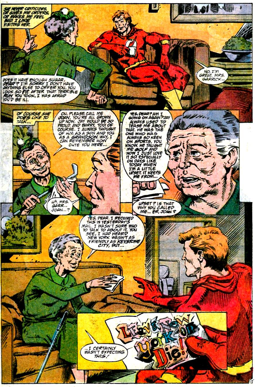 Read online The Flash (1987) comic -  Issue # _Annual 3 - 12