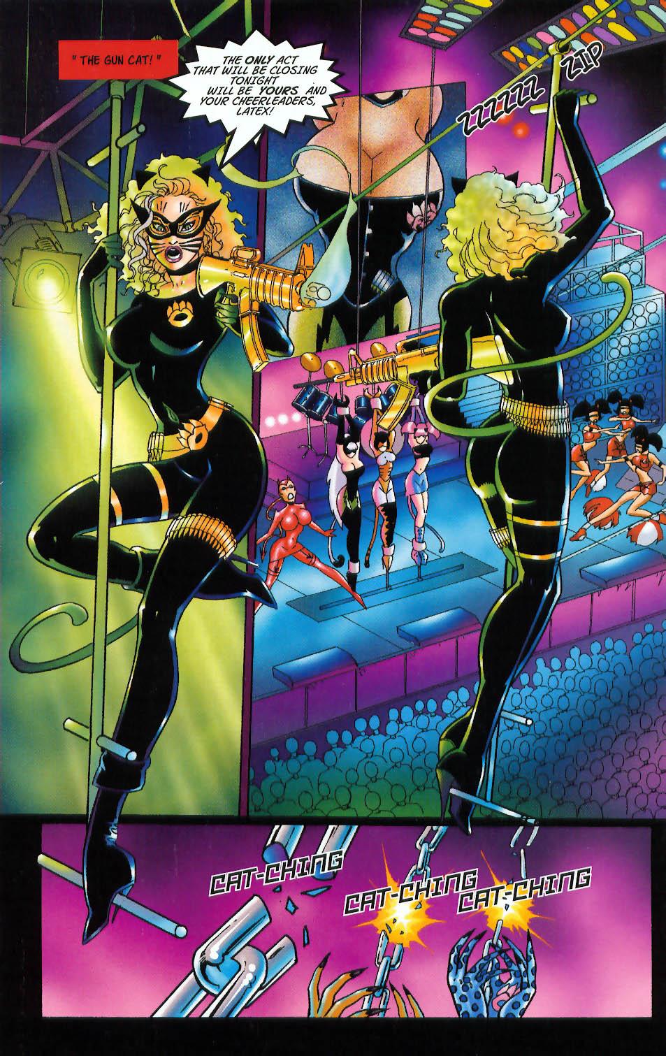 Read online 3 Little Kittens: Purrr-fect Weapons comic -  Issue #3 - 12