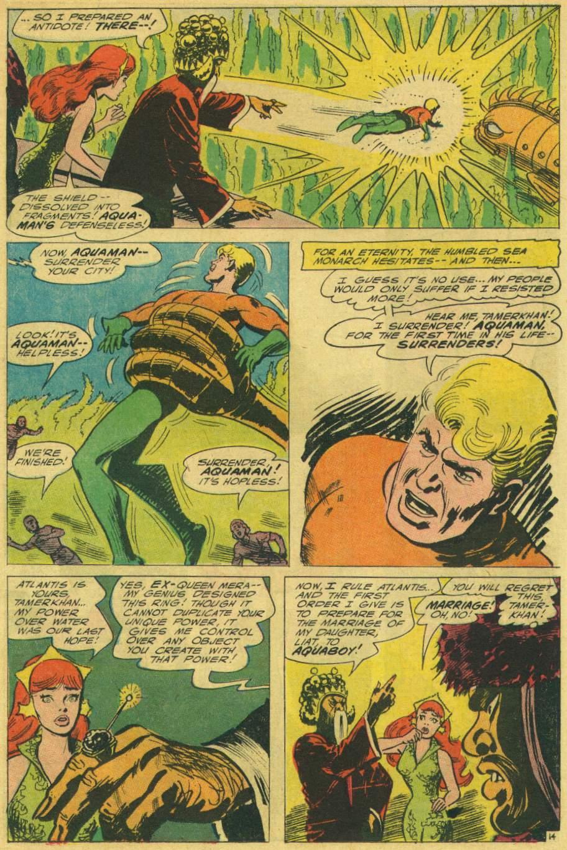 Read online Aquaman (1962) comic -  Issue #25 - 19