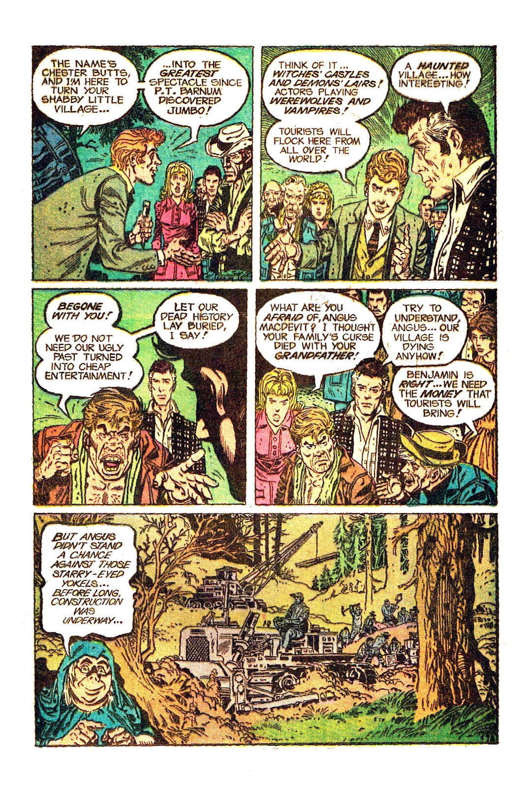 The Witching Hour (1969) issue 50 - Page 16