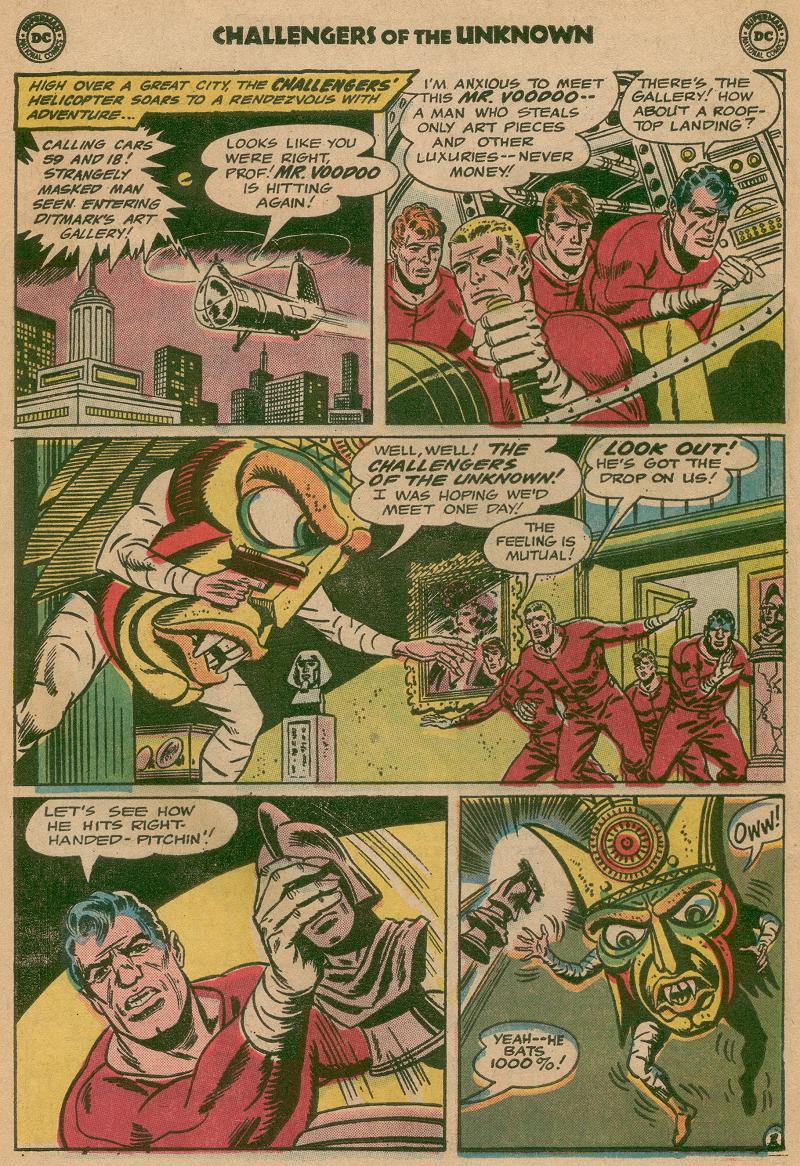 Challengers of the Unknown (1958) issue 40 - Page 19
