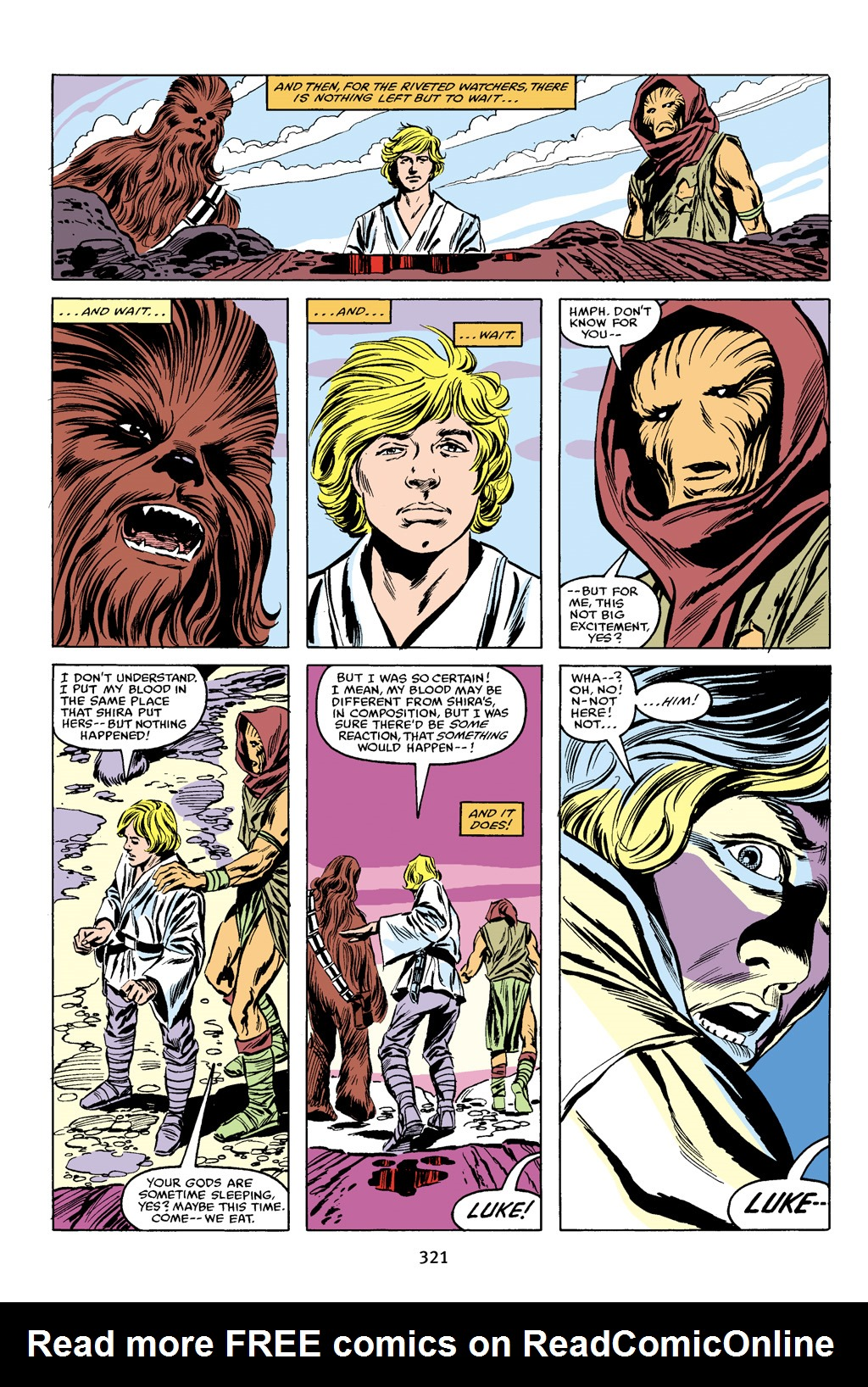 Read online Star Wars Omnibus comic -  Issue # Vol. 16 - 316