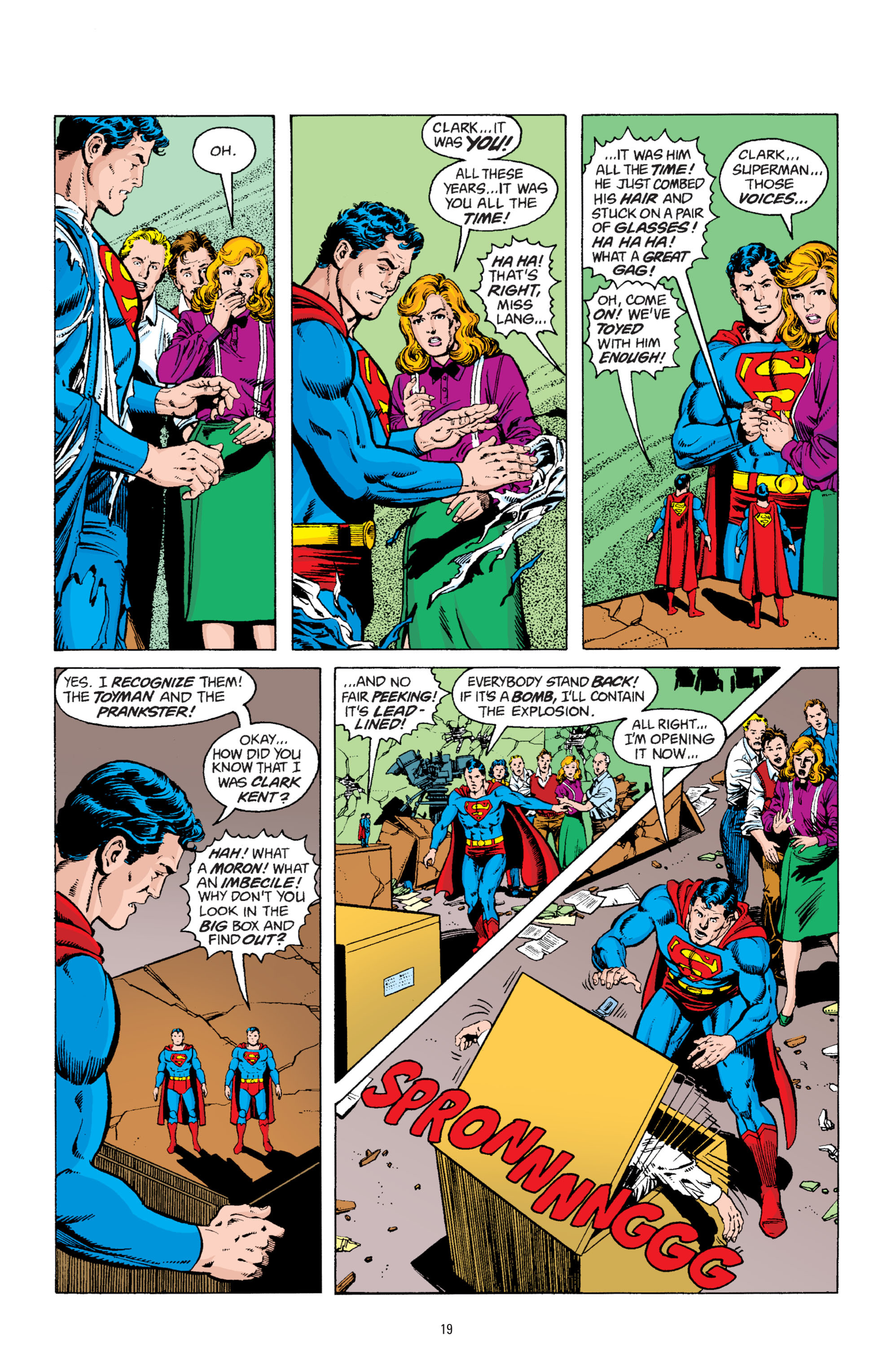 Read online Superman: Whatever Happened to the Man of Tomorrow? comic -  Issue # TPB - 18