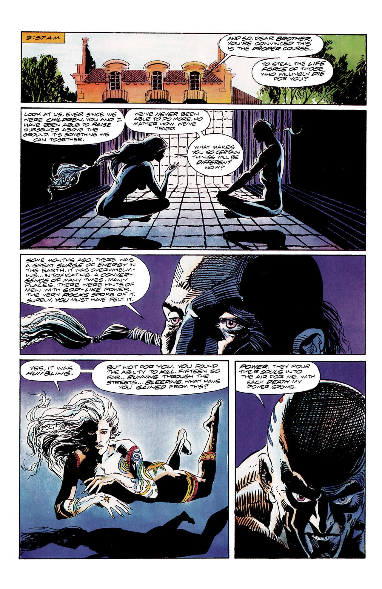 Read online Shadowman (1992) comic -  Issue #10 - 7