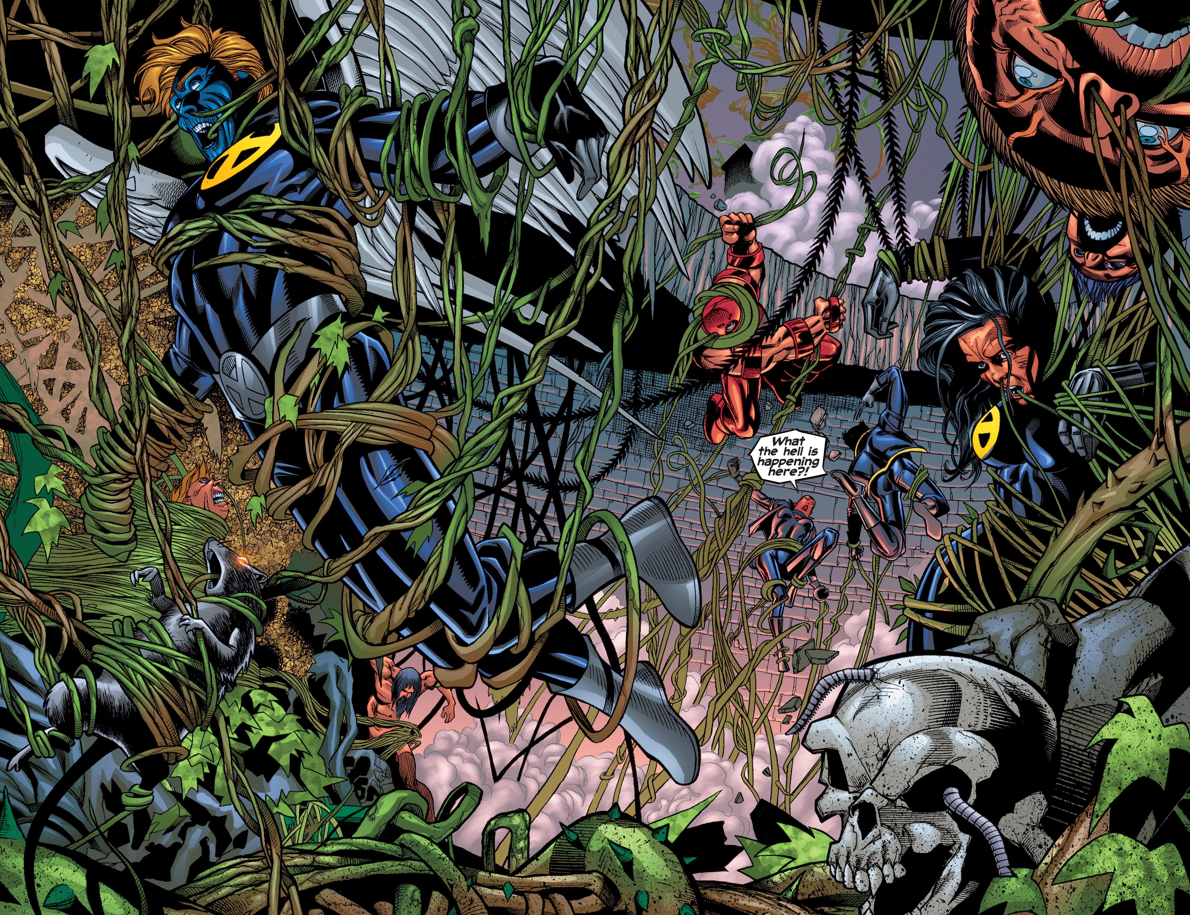 Read online Uncanny X-Men (1963) comic -  Issue #411 - 16