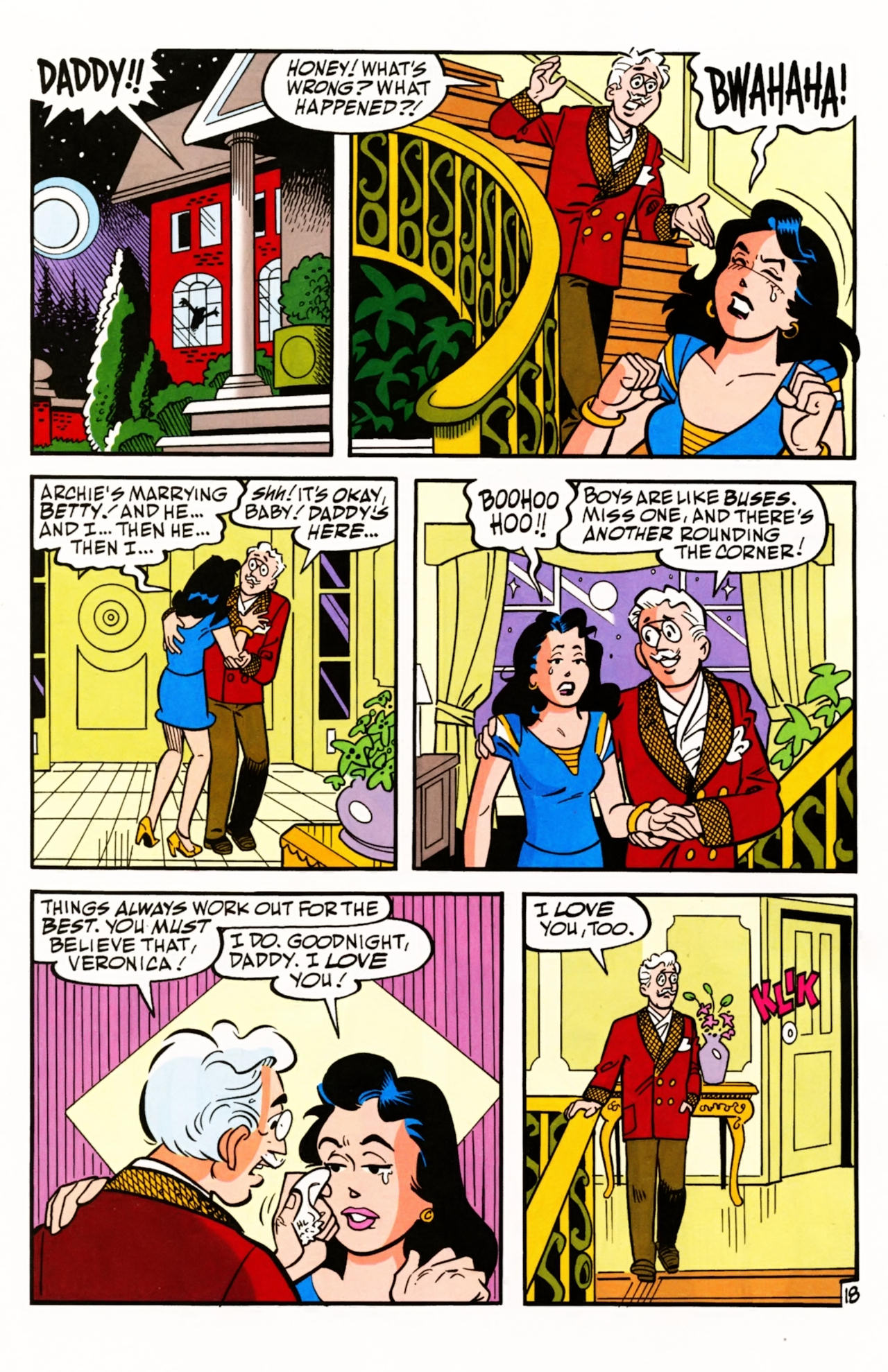 Read online Archie (1960) comic -  Issue #603 - 25