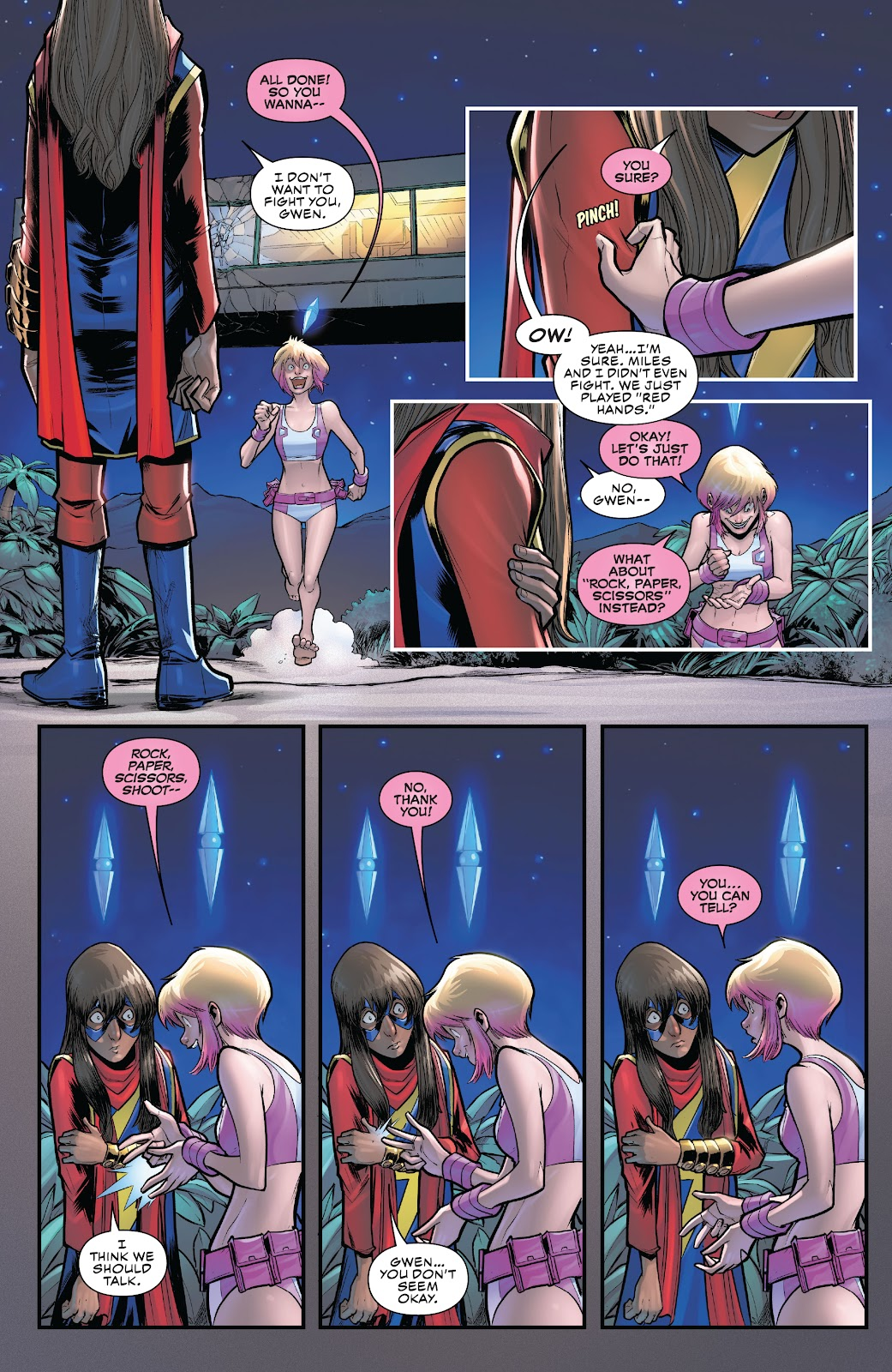 Gwenpool Strikes Back issue _TPB - Page 95