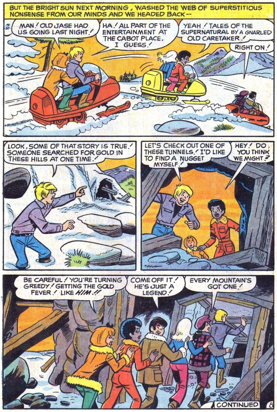 Read online She's Josie comic -  Issue #62 - 11