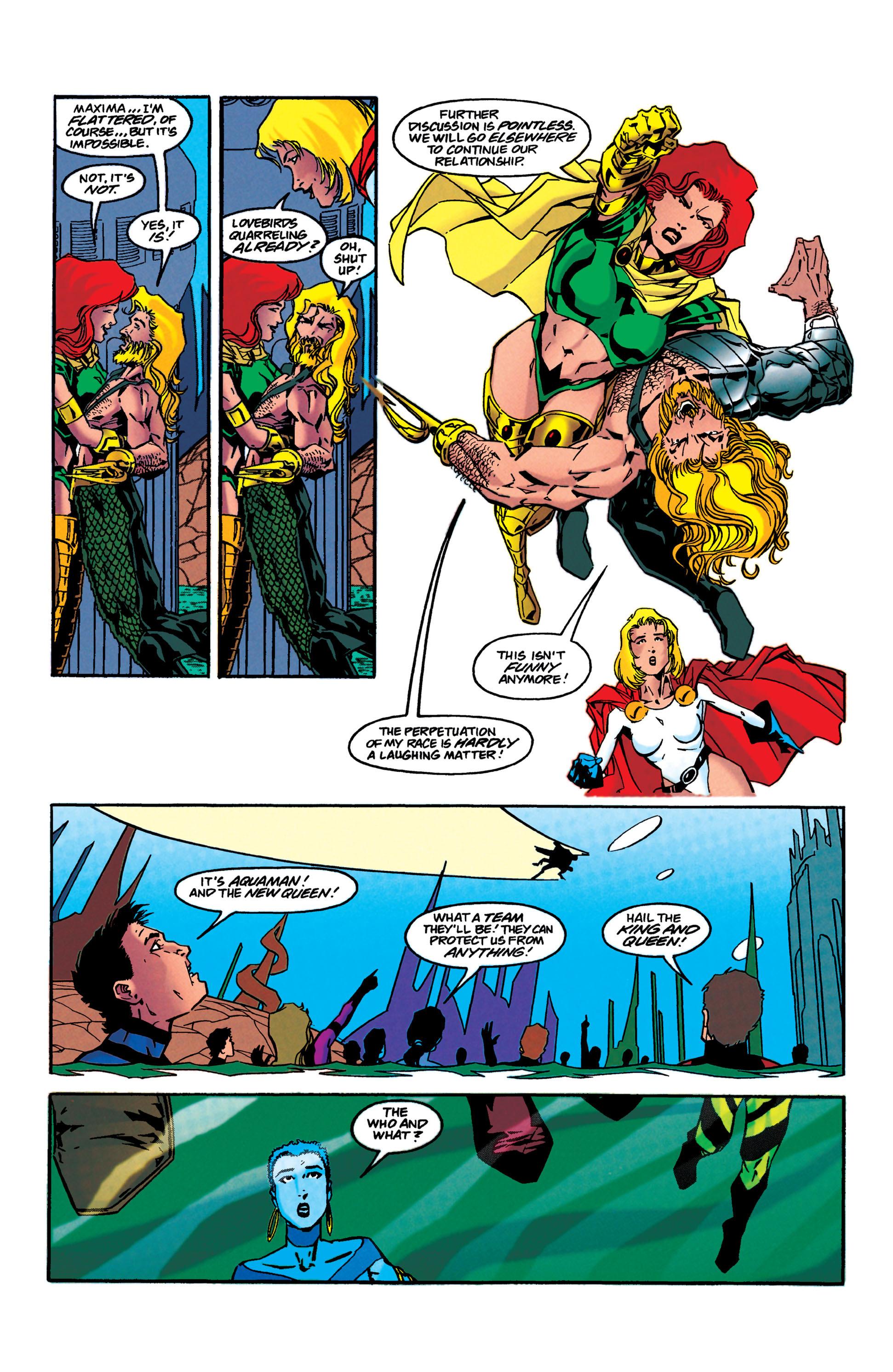 Read online Aquaman (1994) comic -  Issue #41 - 17
