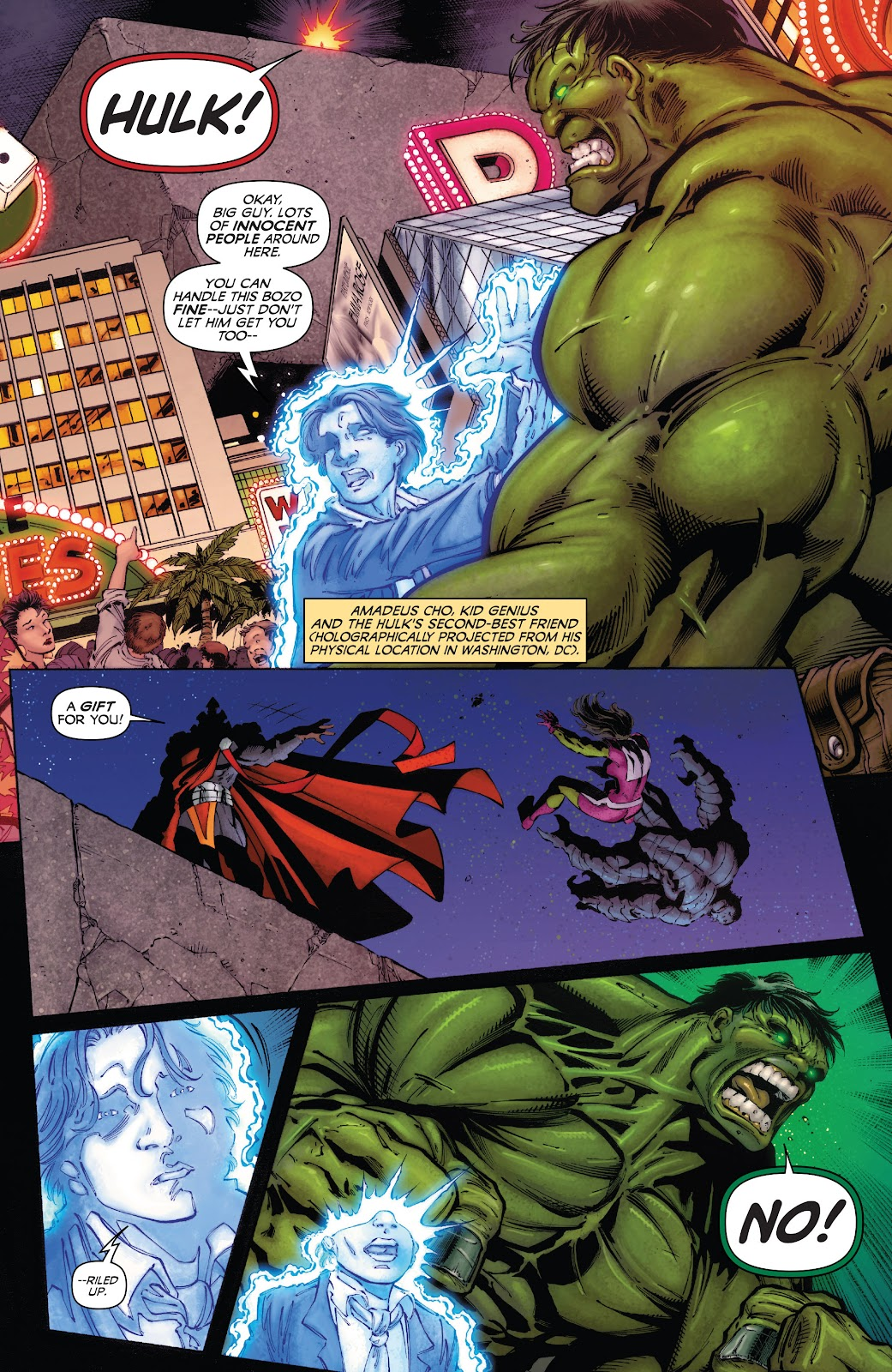 Read online Incredible Hulks (2010) comic -  Issue # _TPB Heart of the Monster - 51