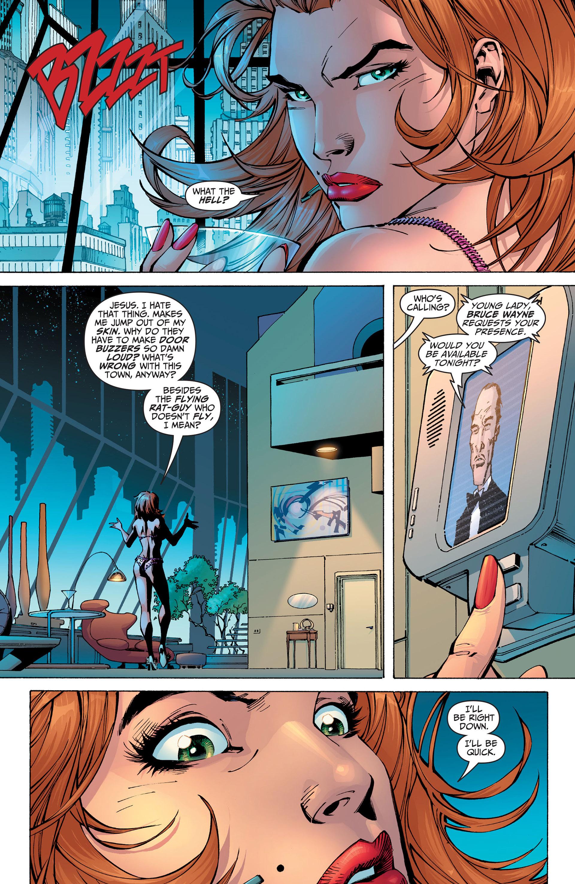 Read online All Star Batman & Robin, The Boy Wonder comic -  Issue #1 - 7
