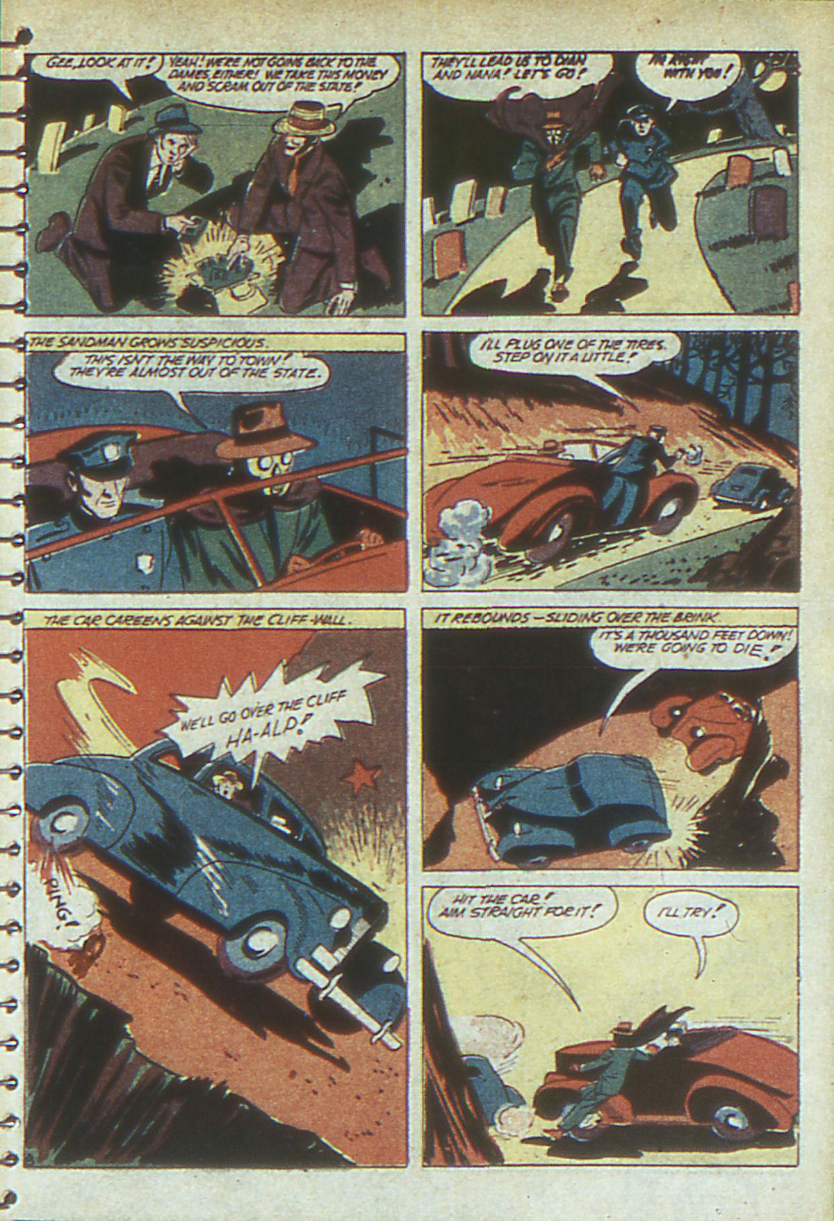 Read online Adventure Comics (1938) comic -  Issue #54 - 64