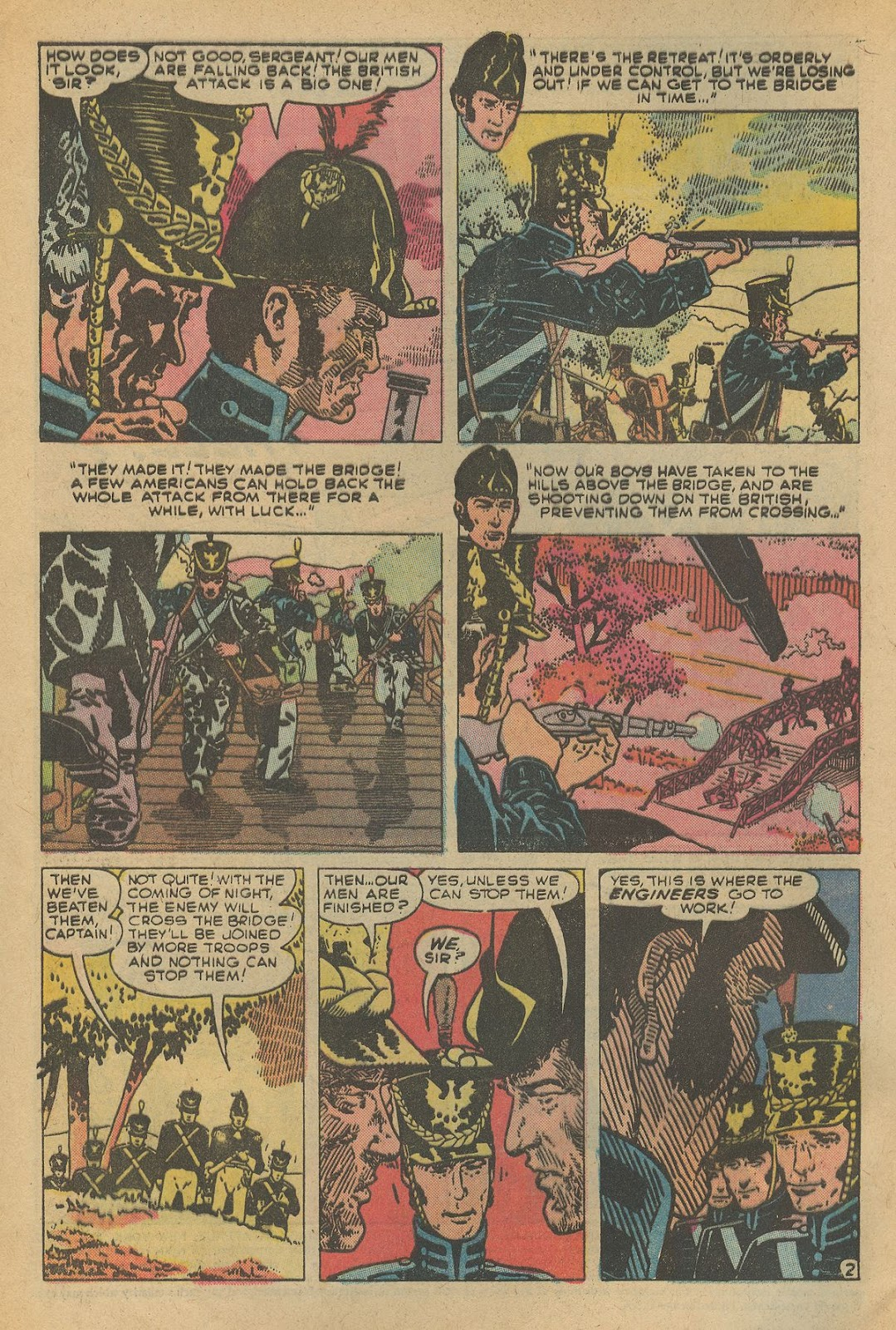 War Is Hell (1973) issue 5 - Page 4