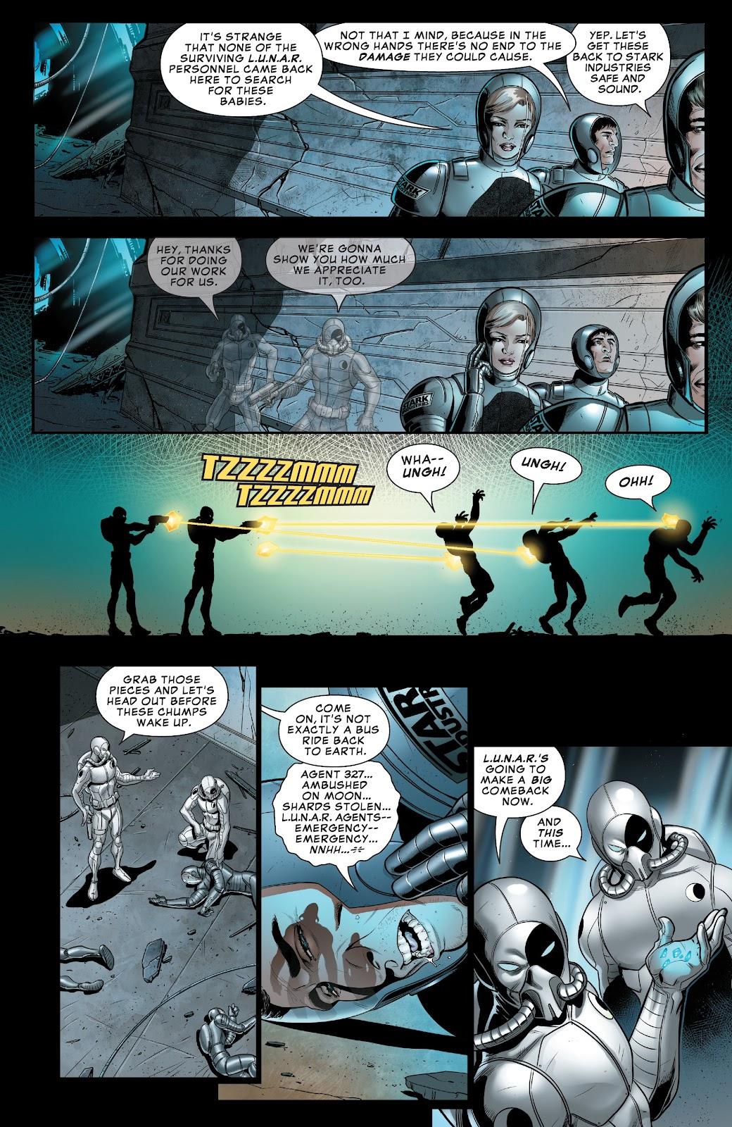 Read online Avengers: Edge of Infinity comic -  Issue # Full - 4
