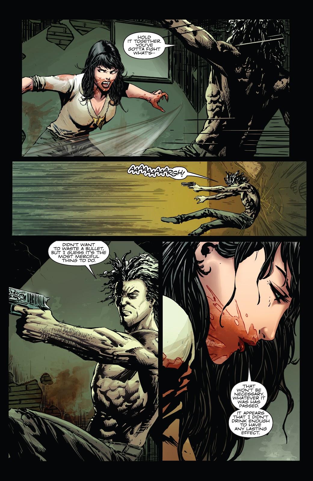 Read online Vampirella Strikes comic -  Issue #2 - 20