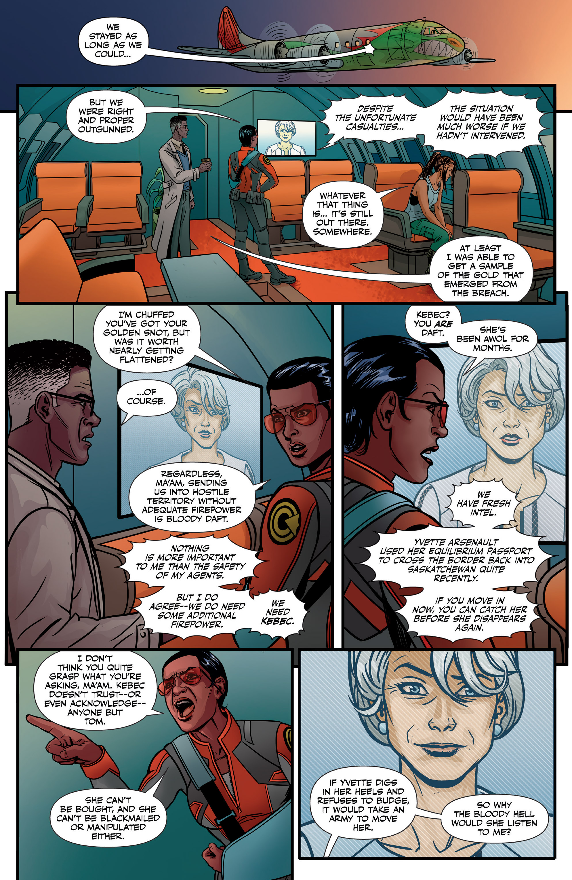 Read online Agents of P.A.C.T. comic -  Issue #2 - 20