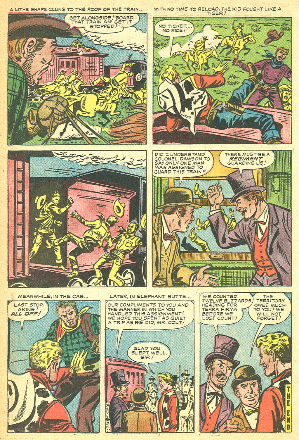 Kid Colt Outlaw issue 60 - Page 14