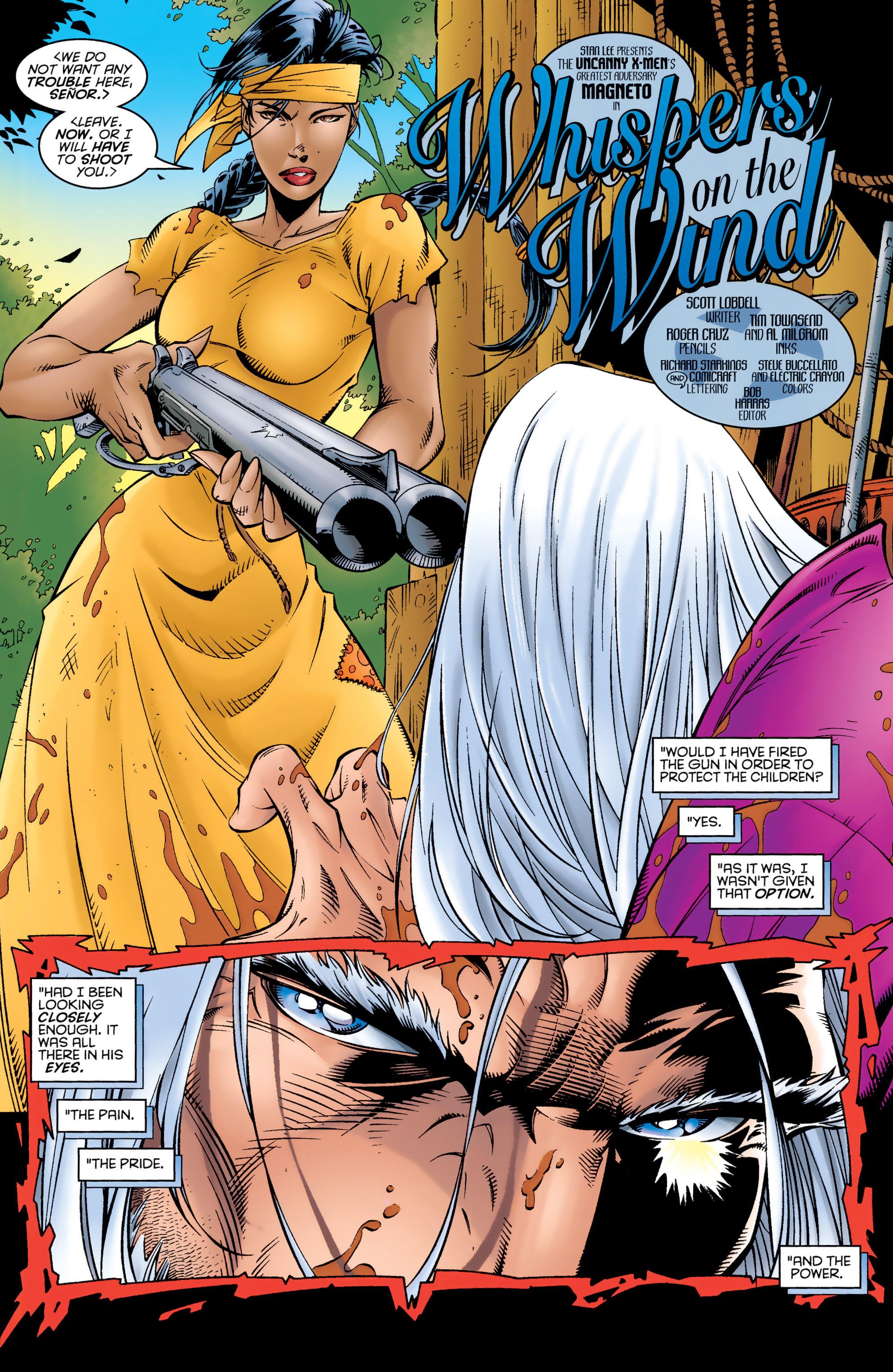 Read online Uncanny X-Men (1963) comic -  Issue #327 - 4