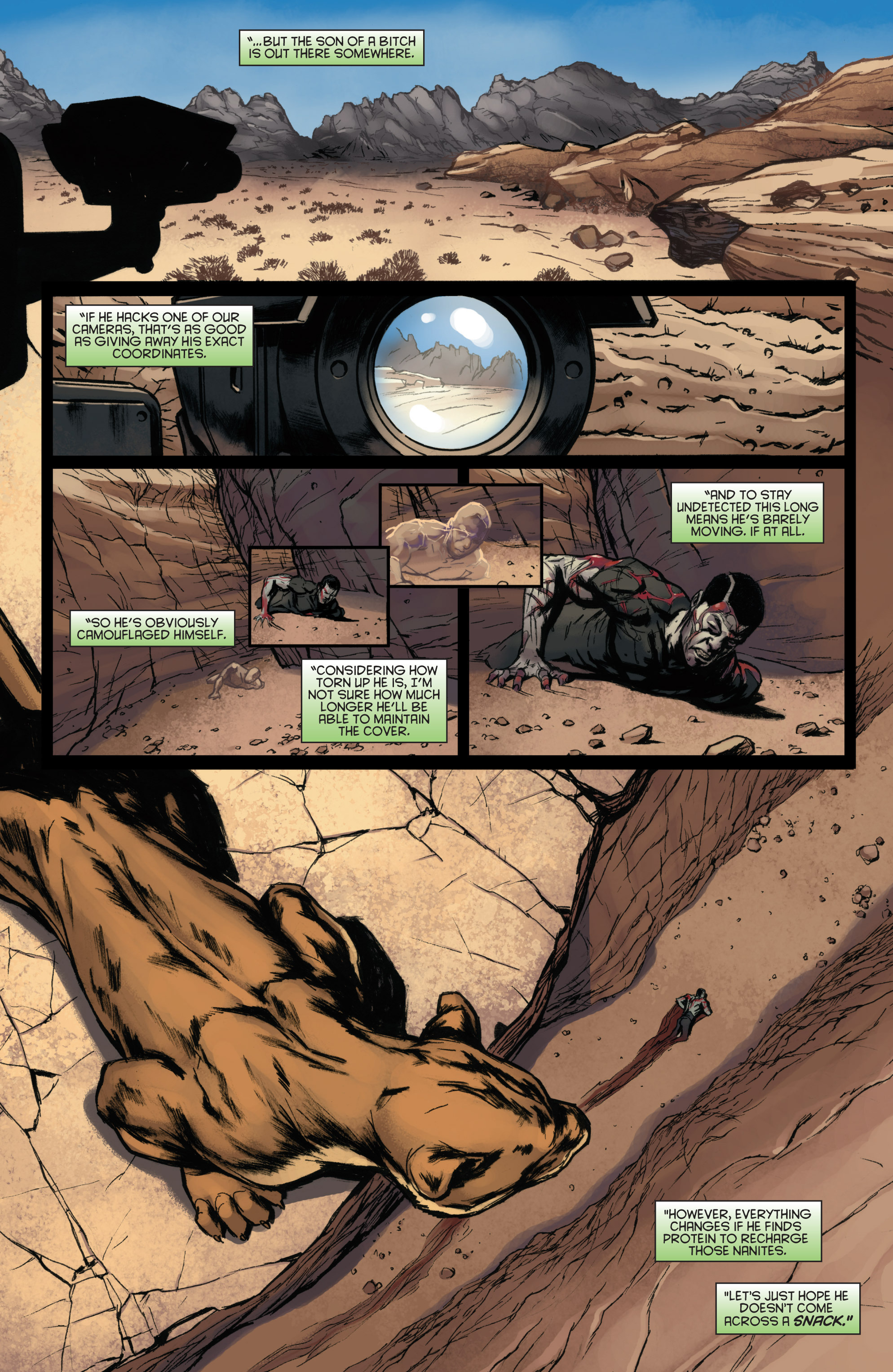 Read online Bloodshot and H.A.R.D.Corps comic -  Issue #22 - 12